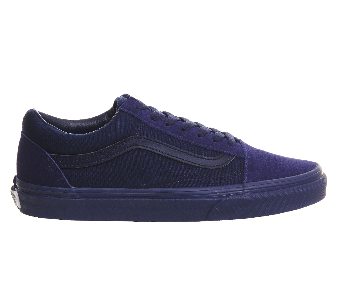 vans old skool in blue for men lyst. Black Bedroom Furniture Sets. Home Design Ideas