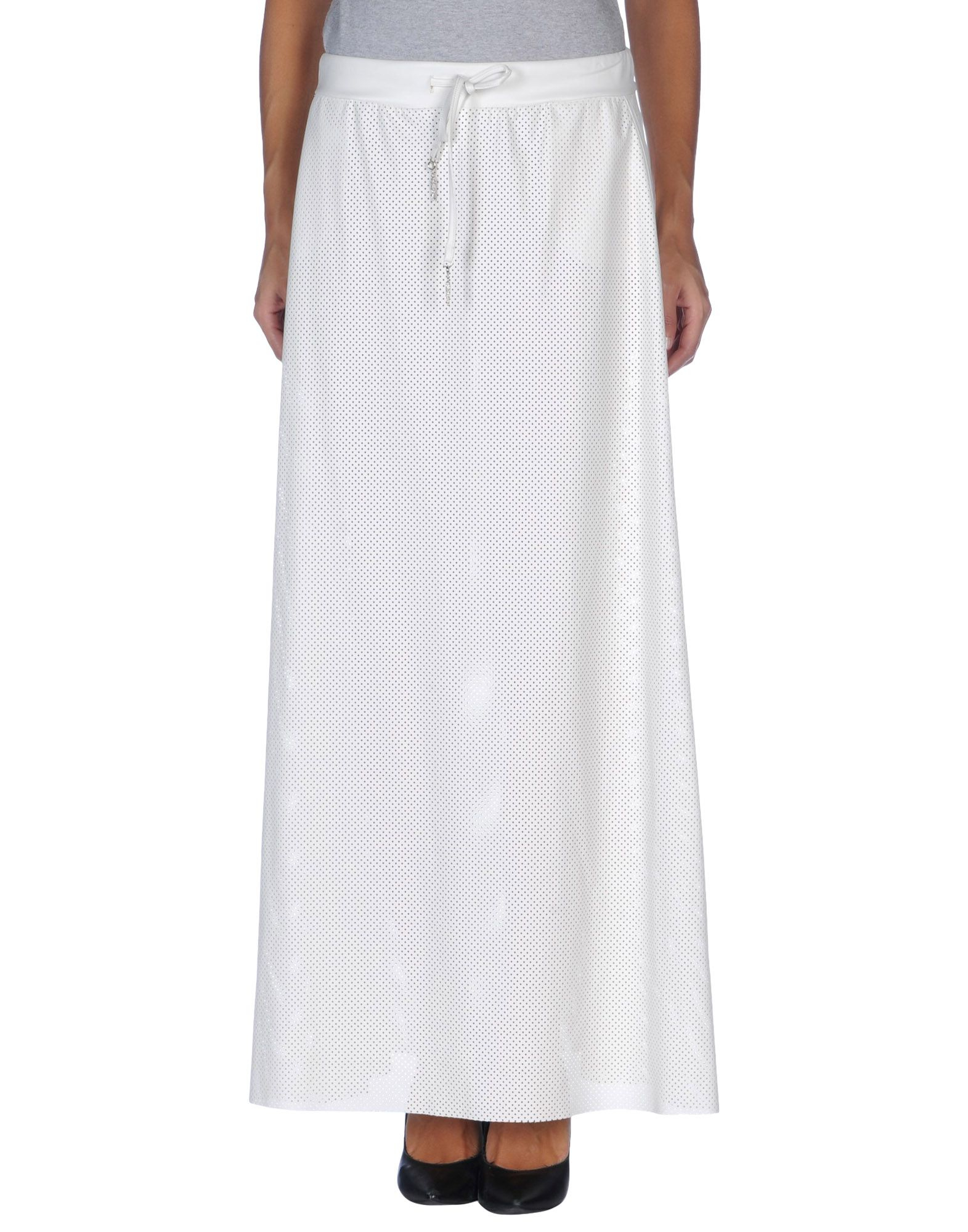 Lyst luxury fashion long skirt in white for Luxury style