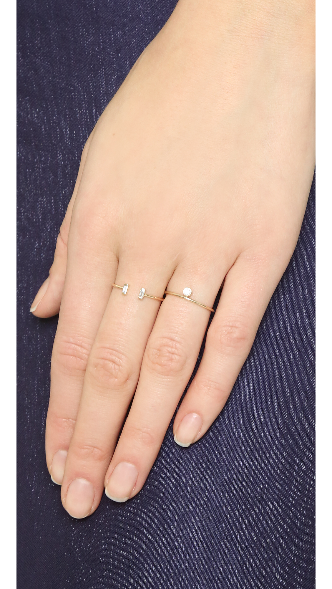Zoe Chicco Ring Size