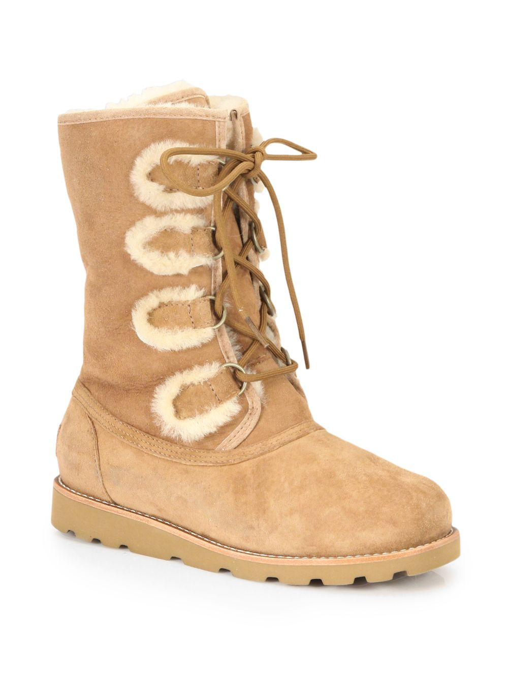 australian ugg boots lace up