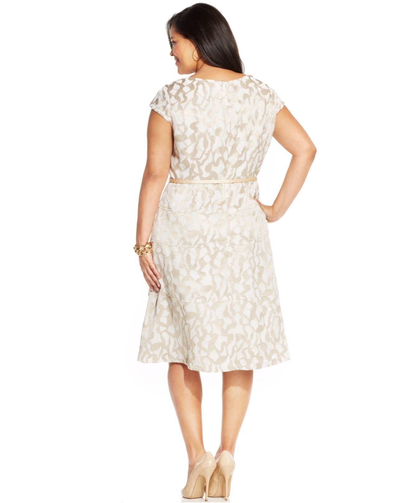 plus length dresses lilac