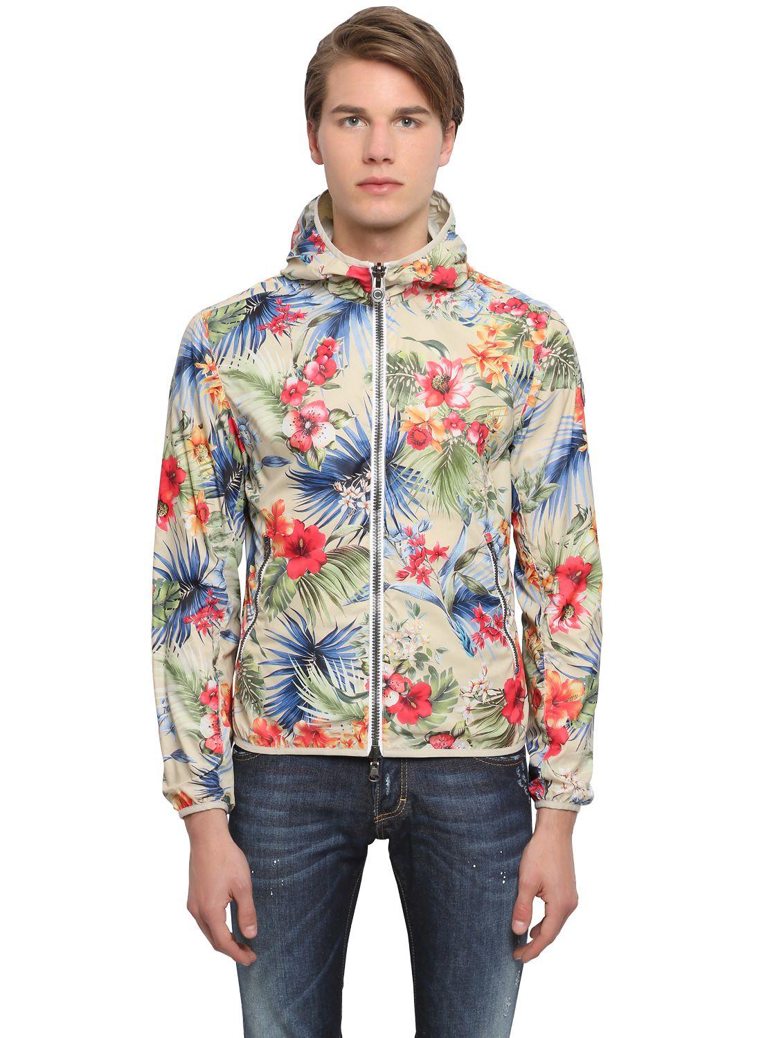 colmar reversible nylon jacket in blue for men lyst. Black Bedroom Furniture Sets. Home Design Ideas