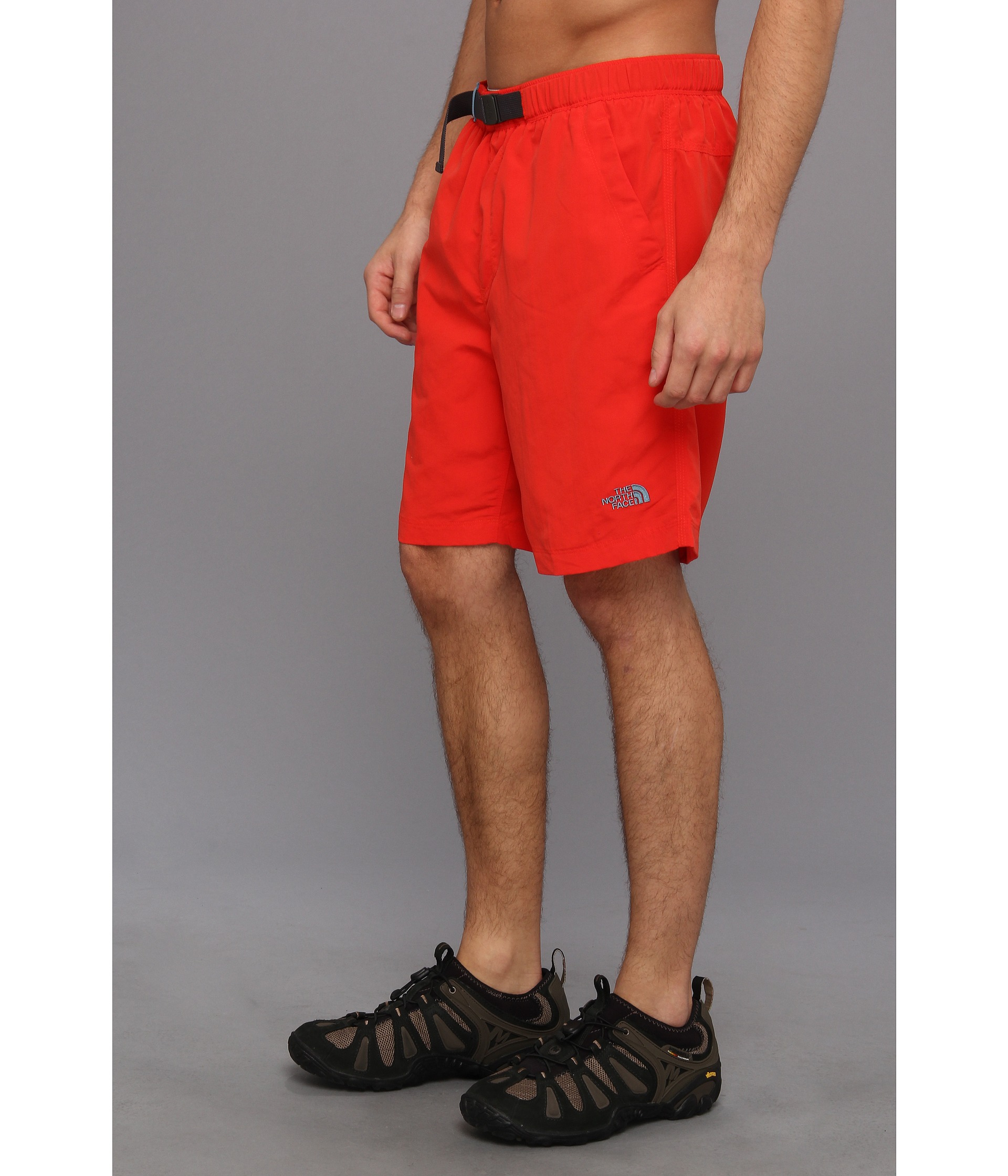 03dc02359 The North Face Class V Belted Trunk in Red for Men - Lyst