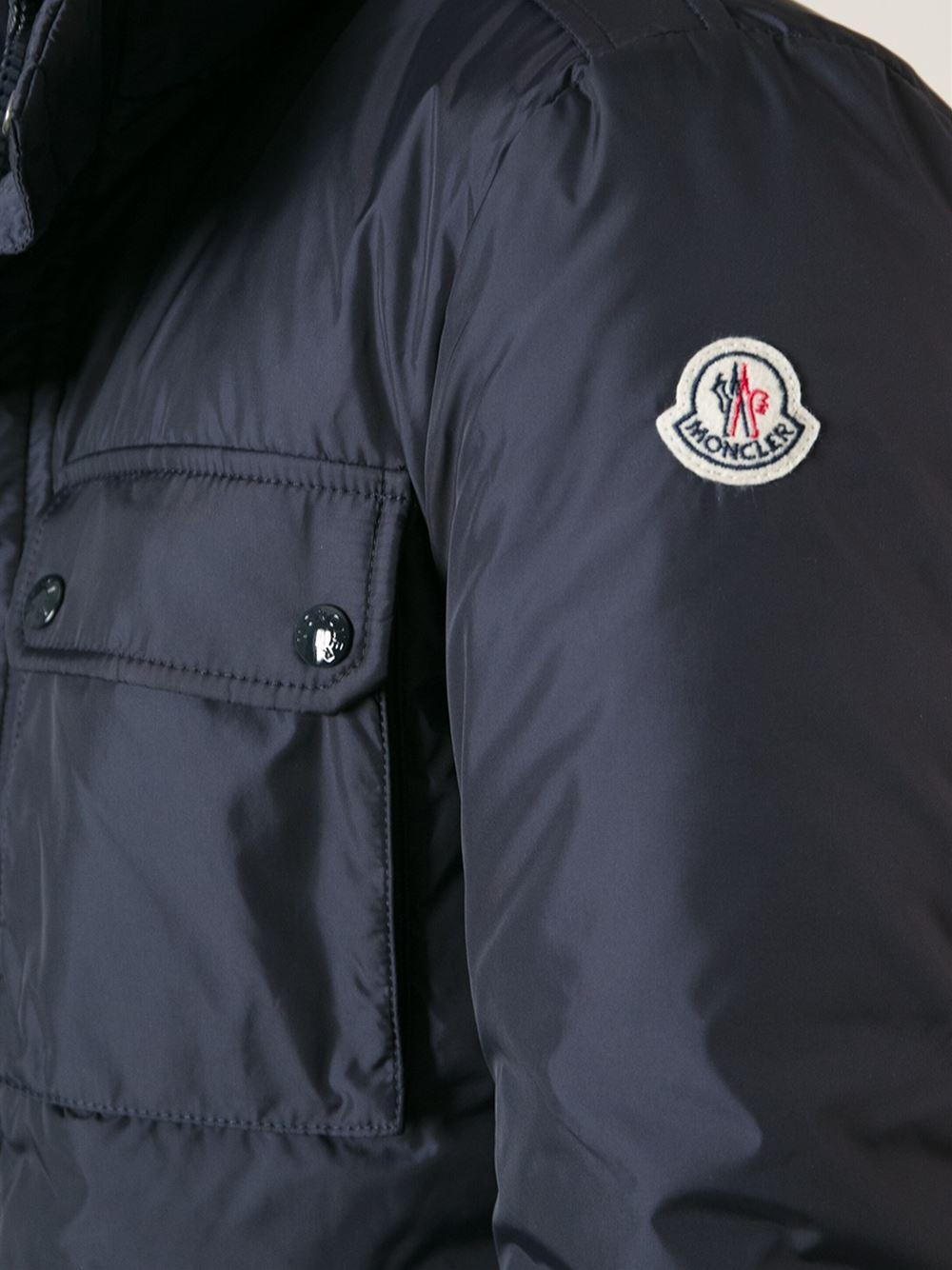 moncler amazzone jacket