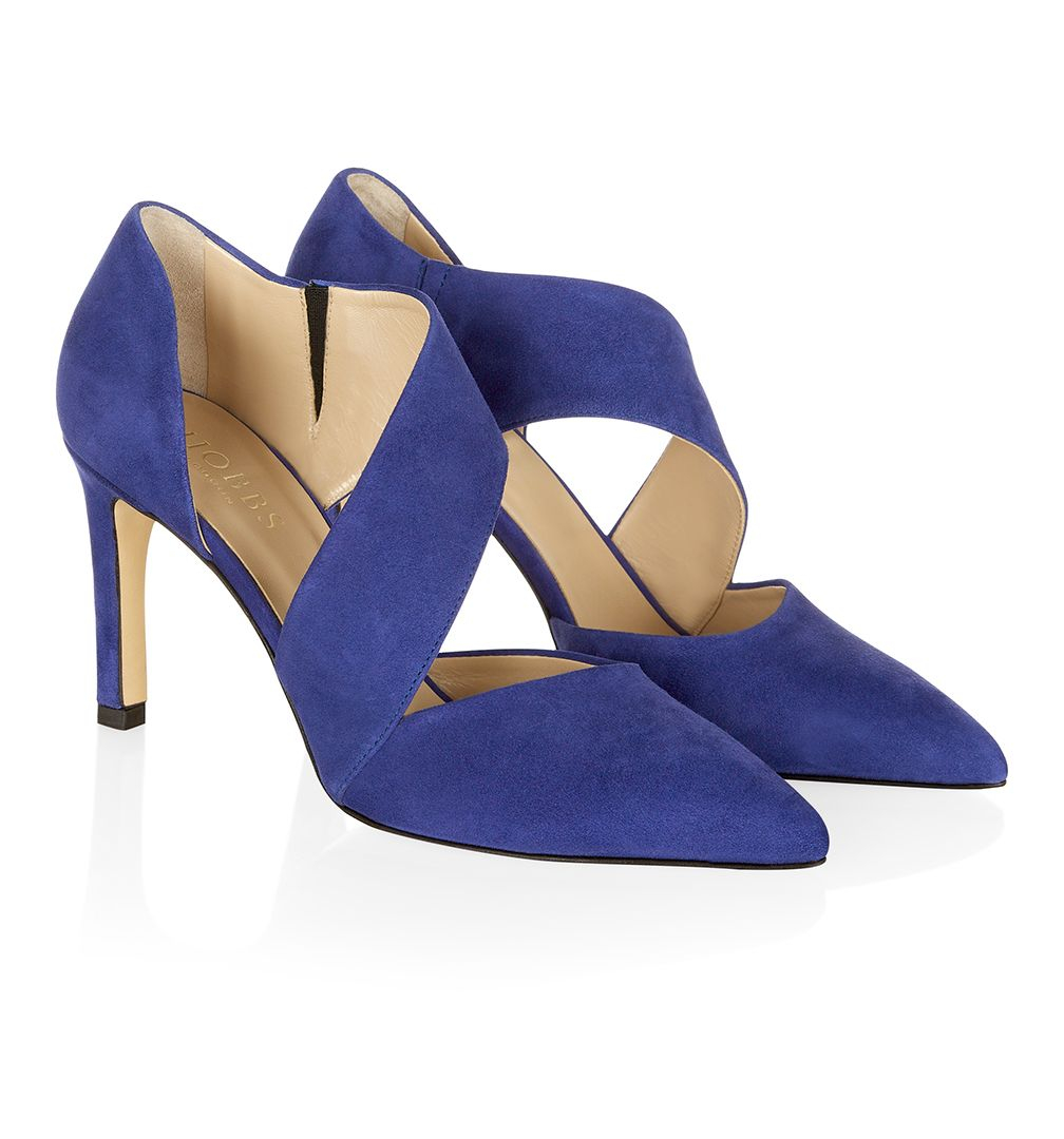 Hobbs China Blue Shoes