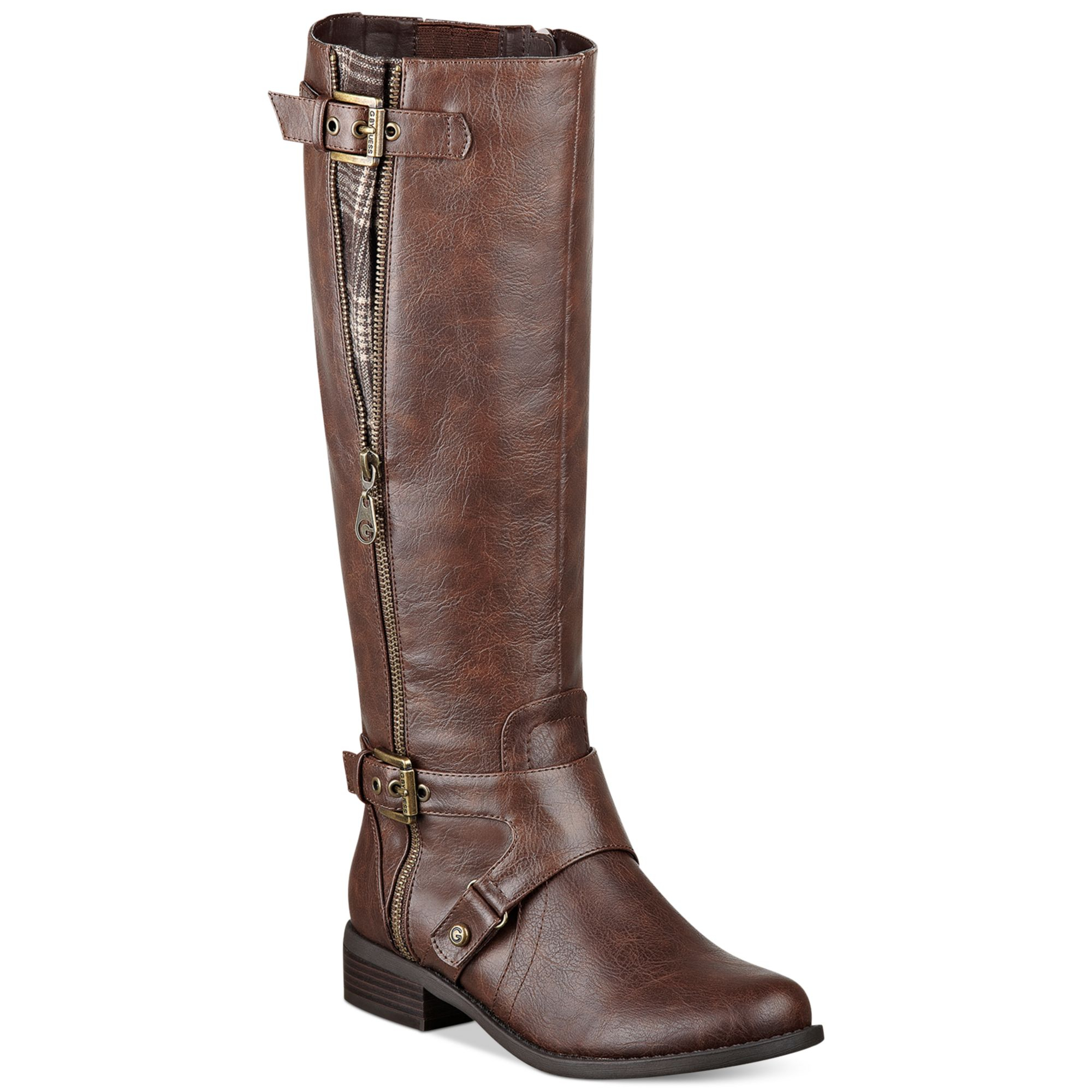 g by guess s hertle shaft wide calf