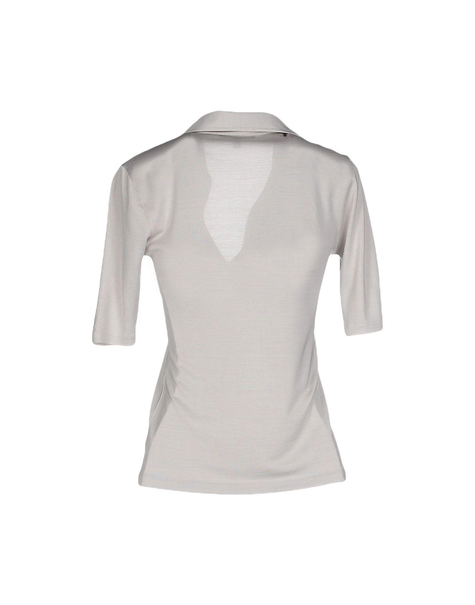 Ralph lauren black label polo shirt in gray lyst for Ralph lauren black label polo shirt
