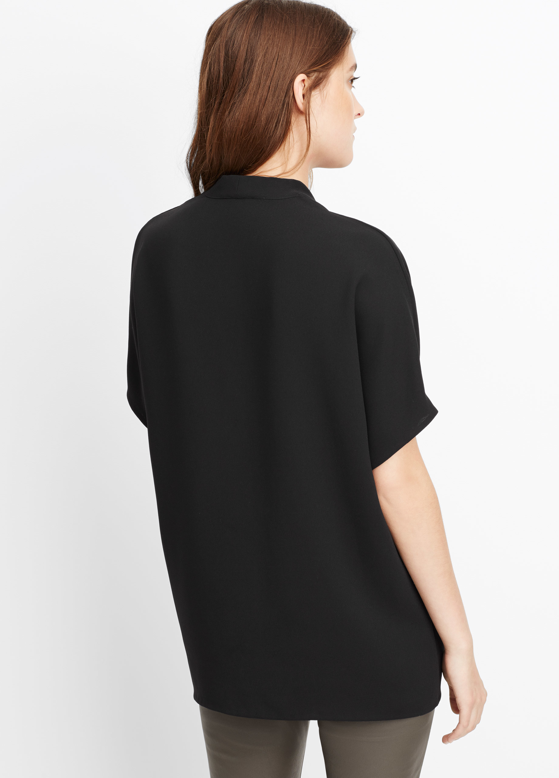 Shop Online at neyschelethel.ga for the Latest Womens Black Short Sleeve Shirts, Tunics, Blouses, Halter Tops & More Womens Tops. FREE SHIPPING AVAILABLE!