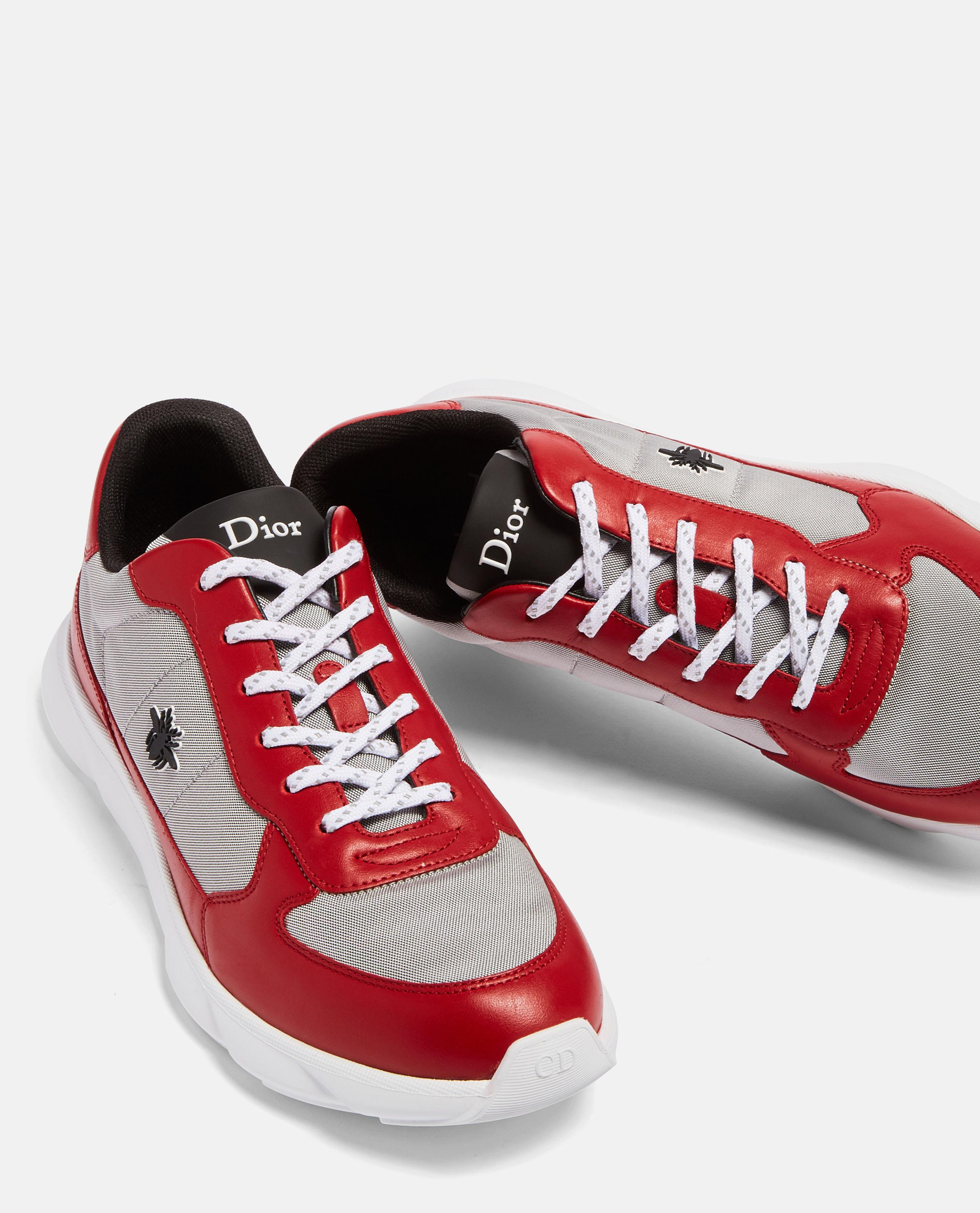 Dior Homme Leather Sneakers B21 Runners