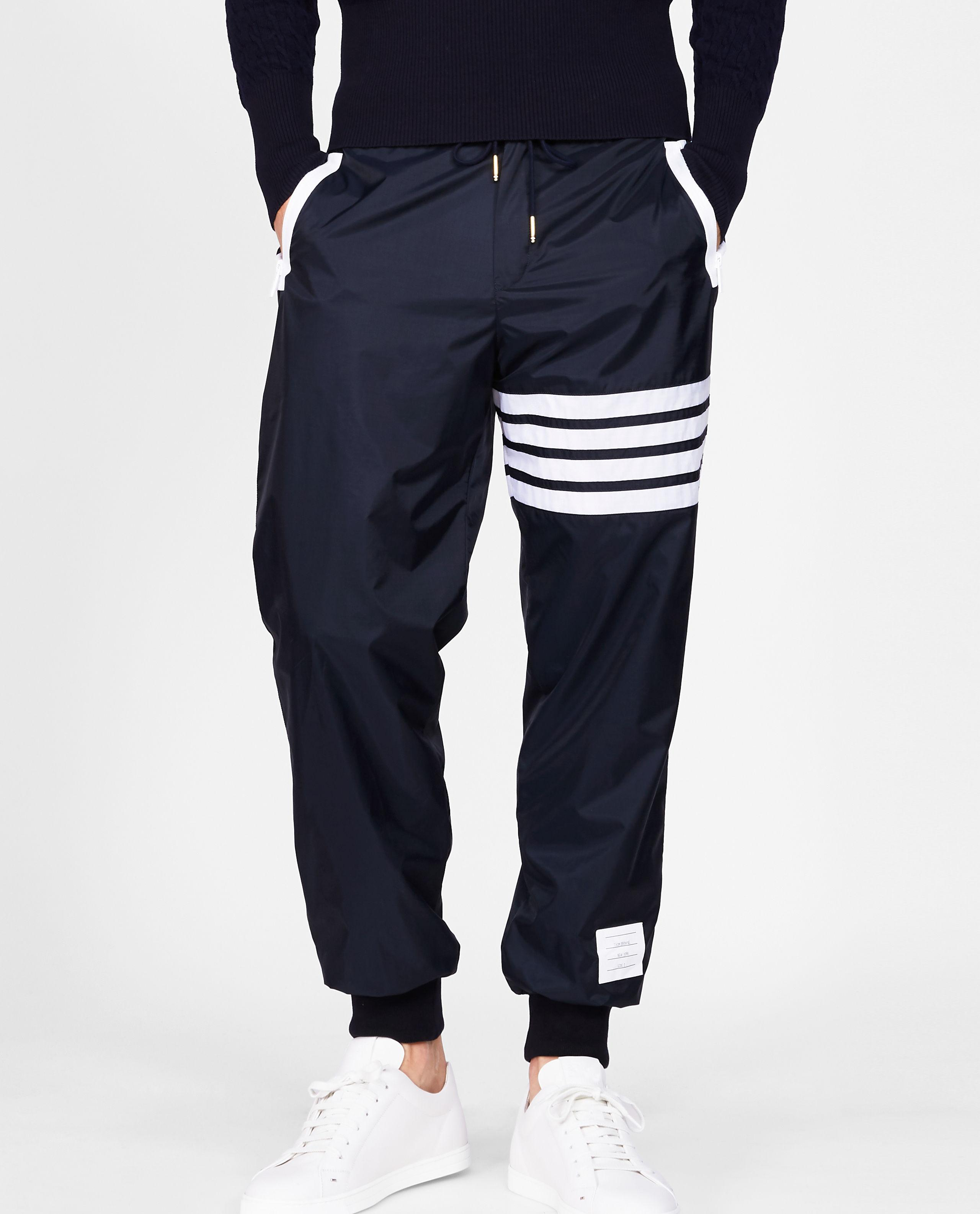 99f3ce750 Thom Browne Sporty Trousers in Blue for Men - Lyst