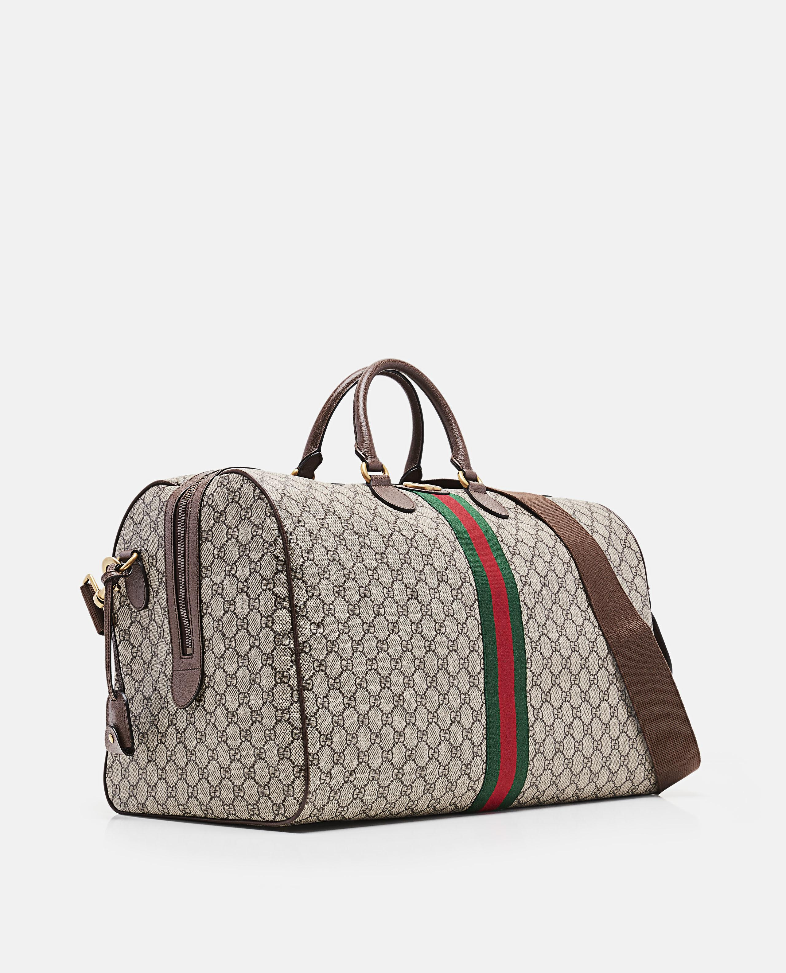 04fbdaf147dd07 Gucci Ophidia Gg Large Carry-on Duffle in Brown for Men - Lyst