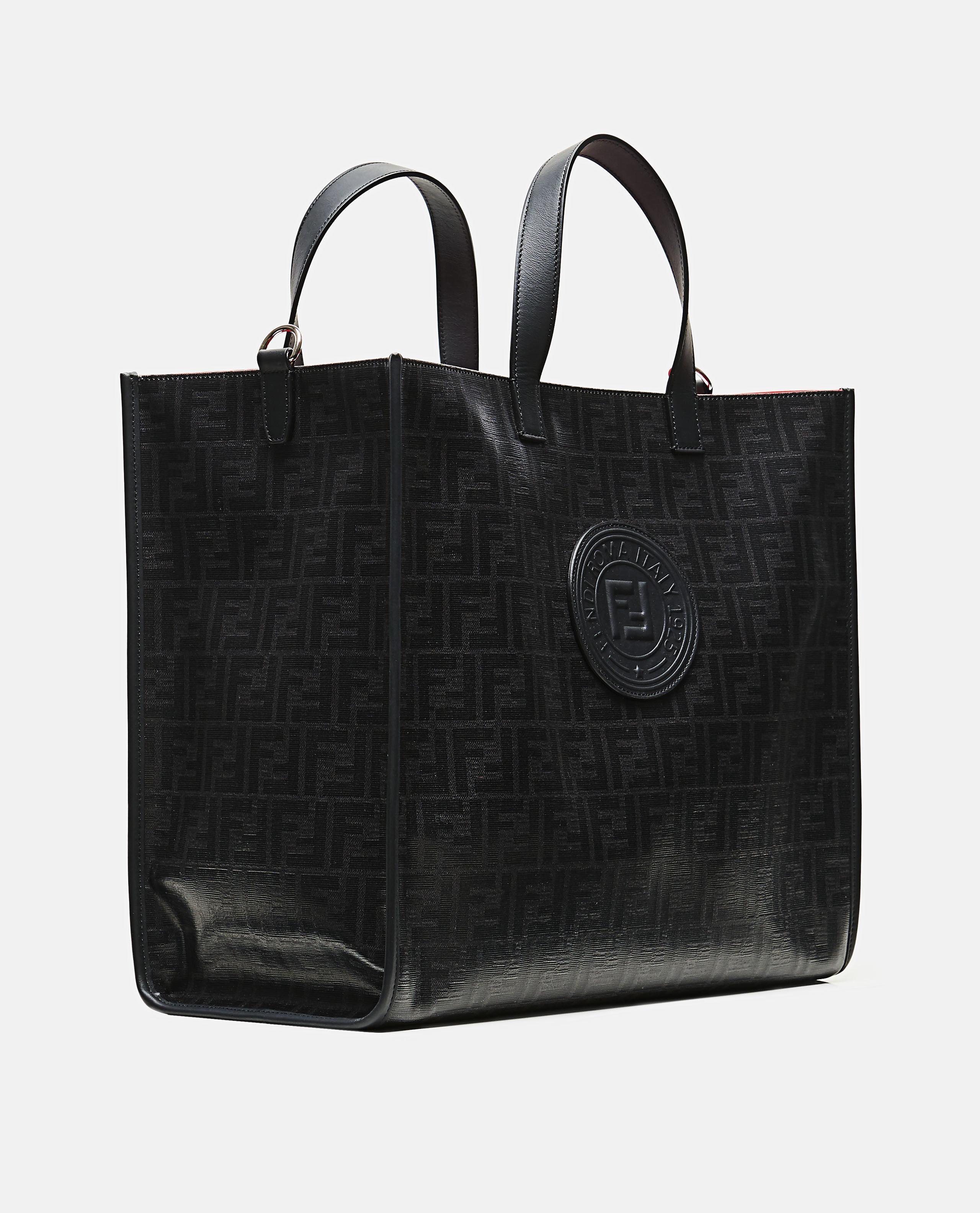1238aace45b6 Fendi Fabric Bag in Black for Men - Lyst