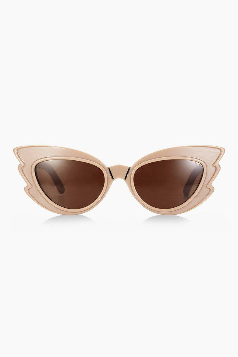 4165ef572f Pared Eyewear Stargazers Sunglasses - Light Fawn brown Lenses in ...