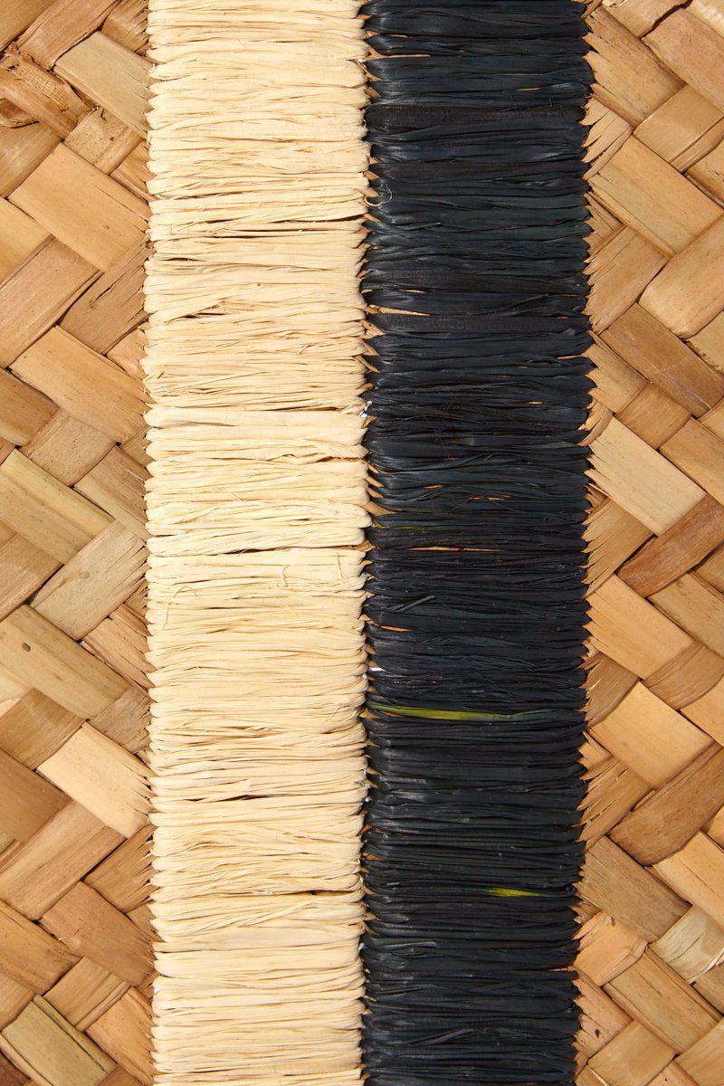 Kayu Taylor Tote - Black Handles