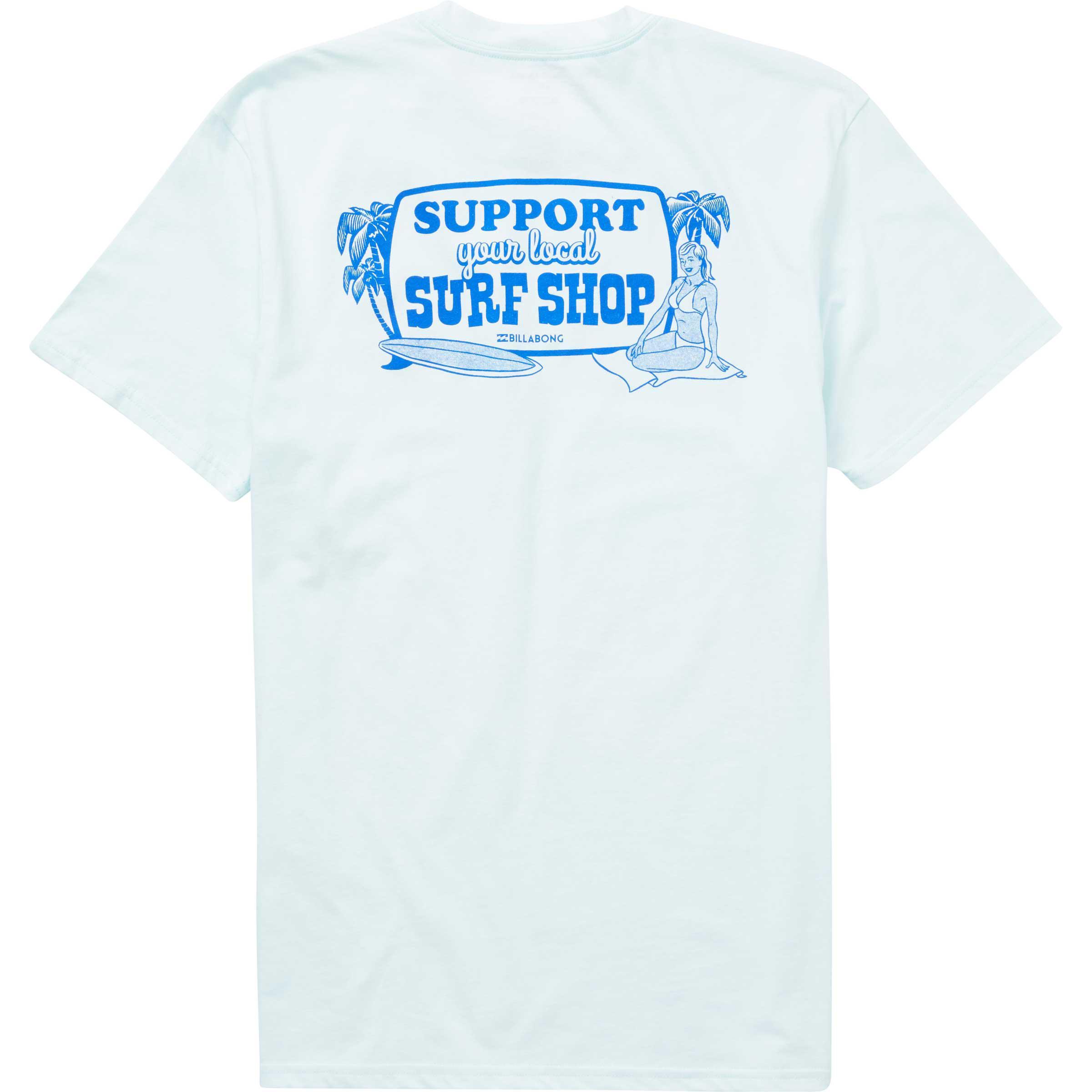 Billabong Mens Support Shirts