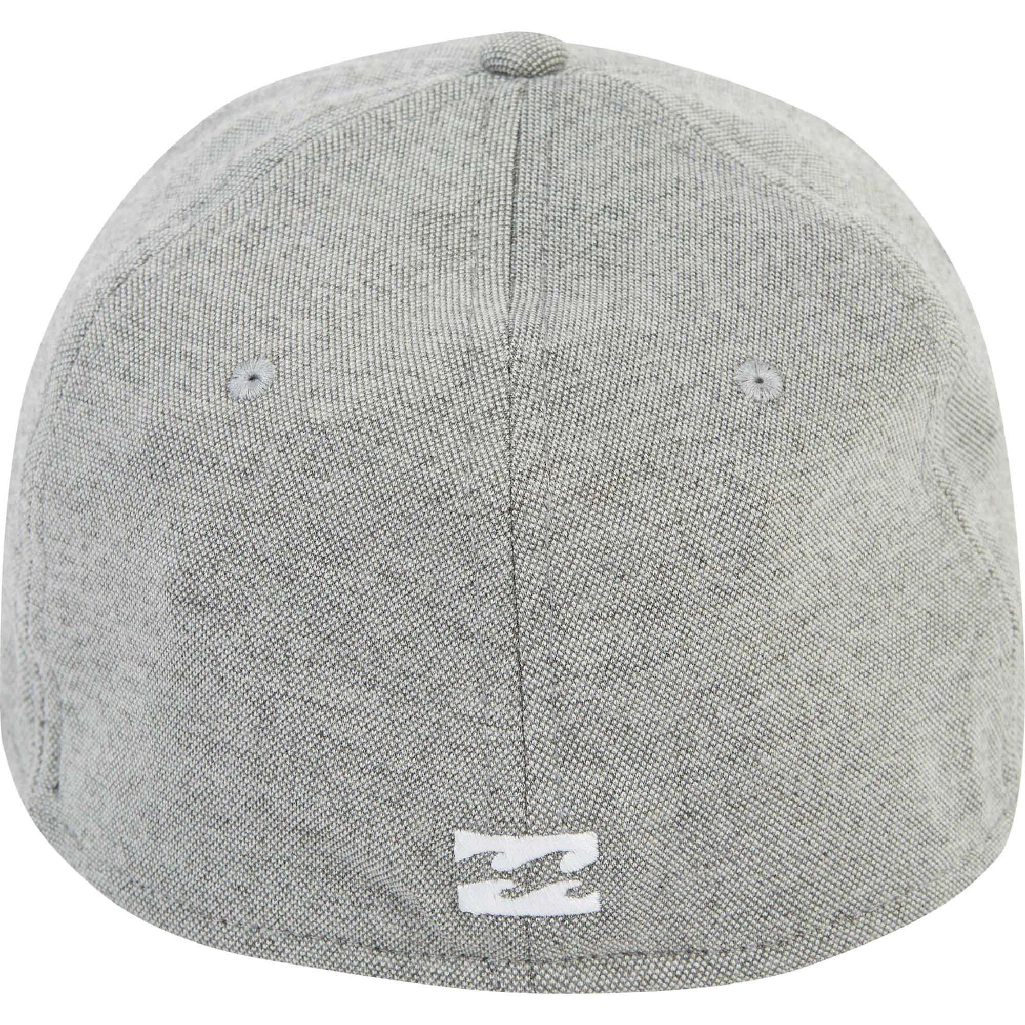 outlet store 1c427 64f38 ... promo code for lyst billabong unity heather stretch fit hat in gray for  men e90c8 a4416