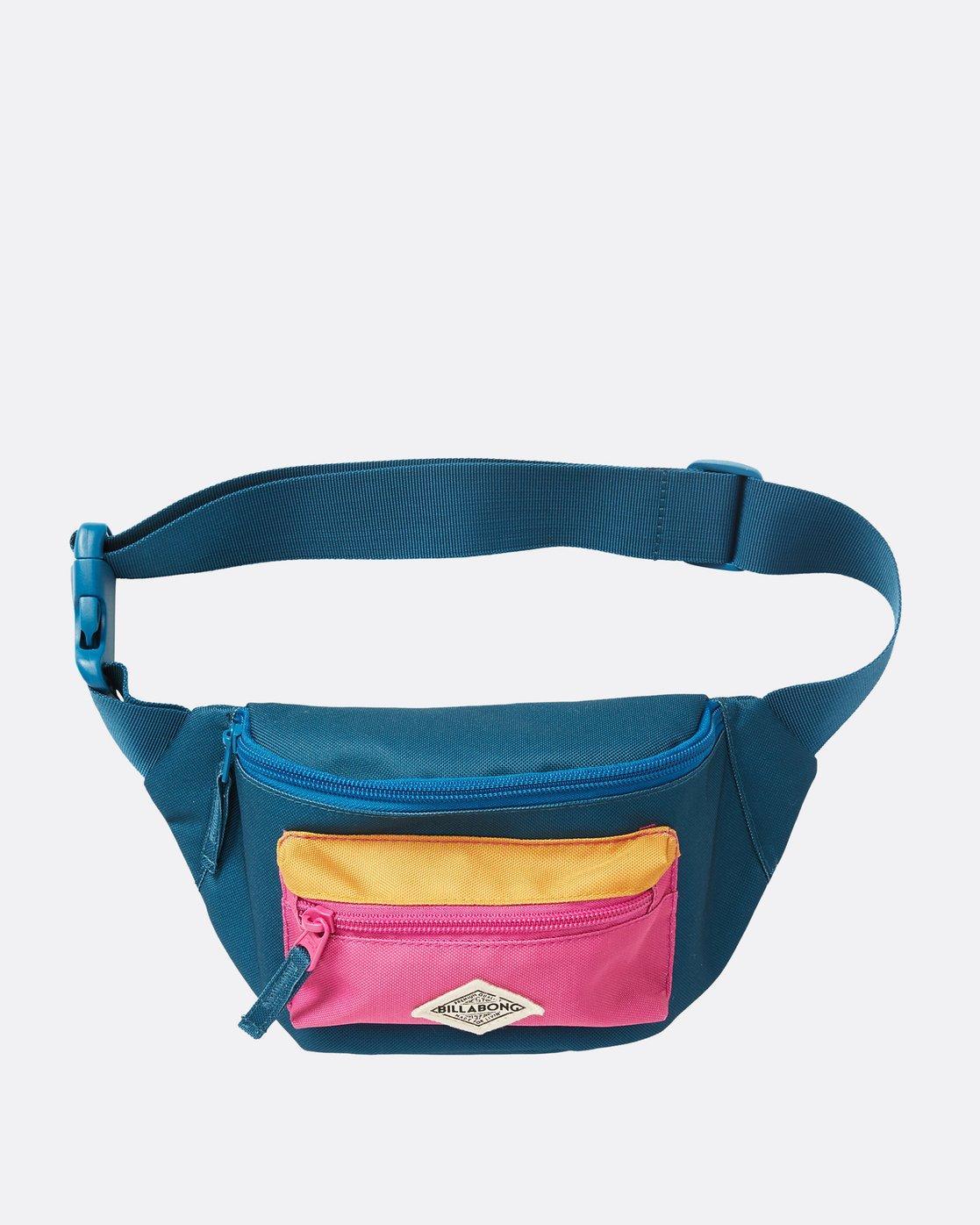 de3172b3530ba Lyst - Billabong Zip It Waist Pack