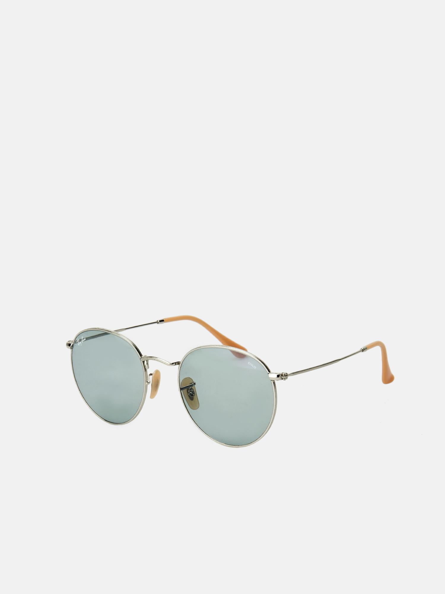b36ad7f0d84 Lyst - Ray-Ban Rb 3447 9065i5 Silver blue Photocromic