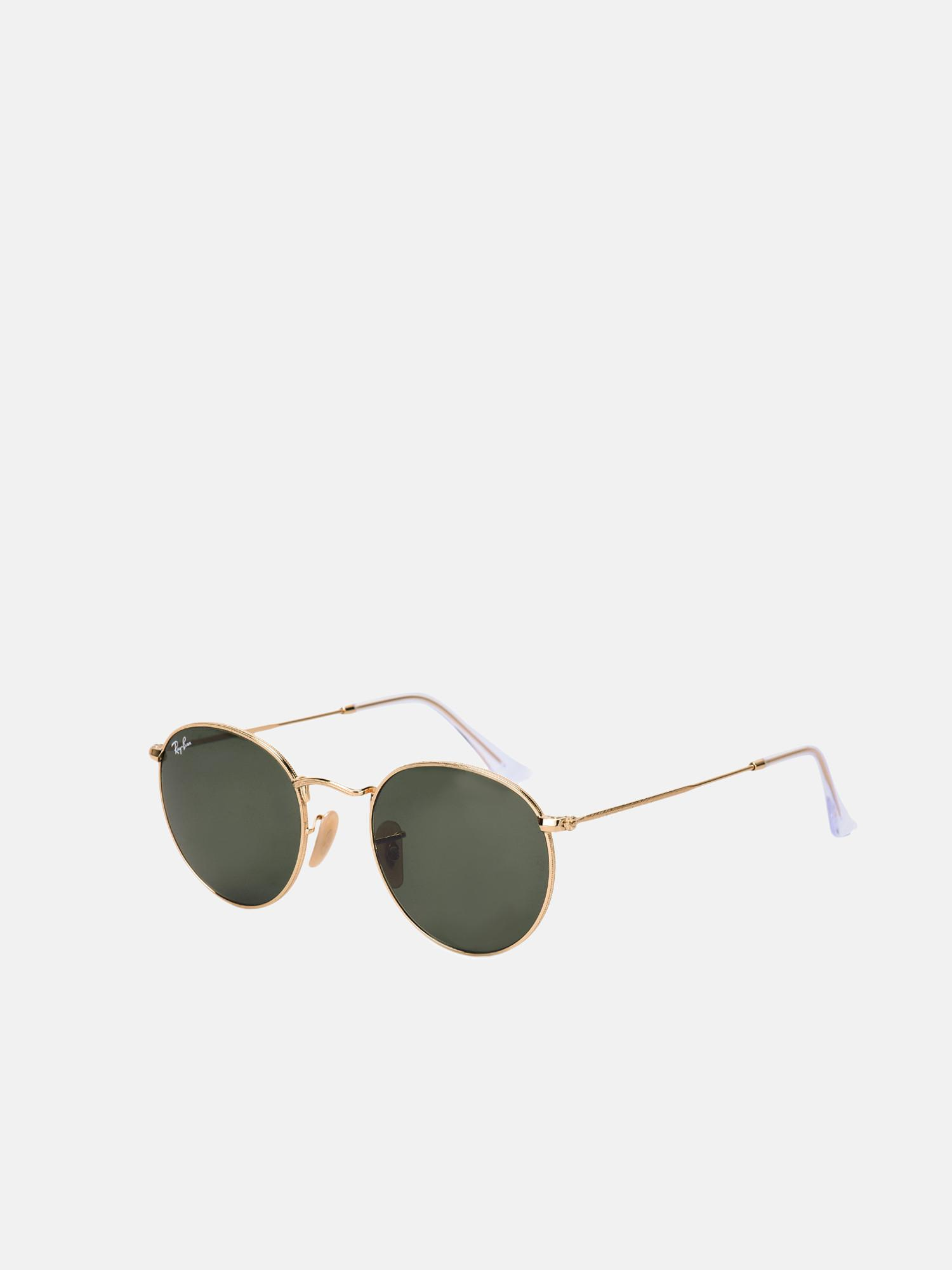 Lyst - Ray-Ban Rb 3447 001 Gold green Classic G-15 50 Size 8df9ccb69531