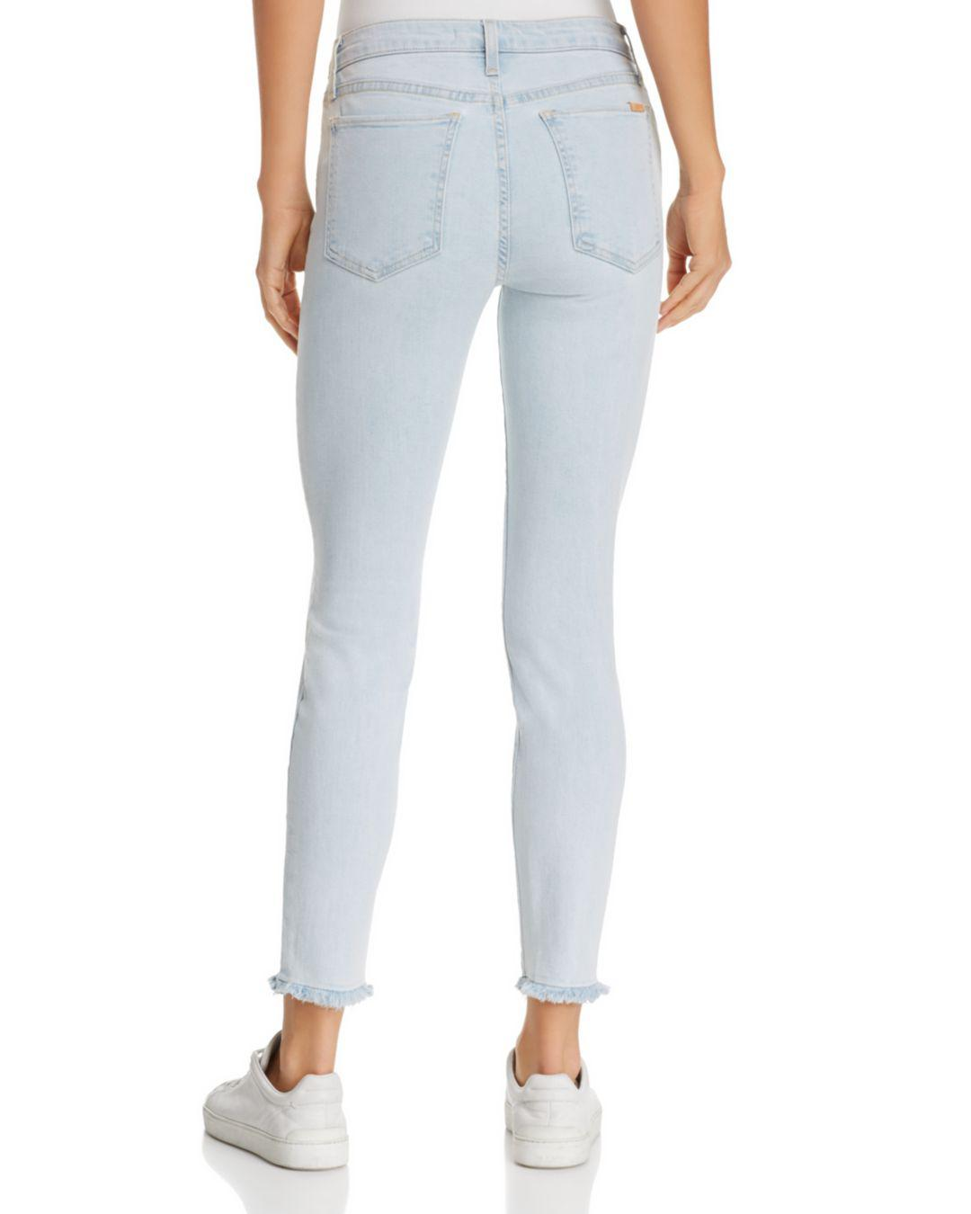 Joe's Jeans Denim The Charlie Ankle Jeans In Amada in Blue