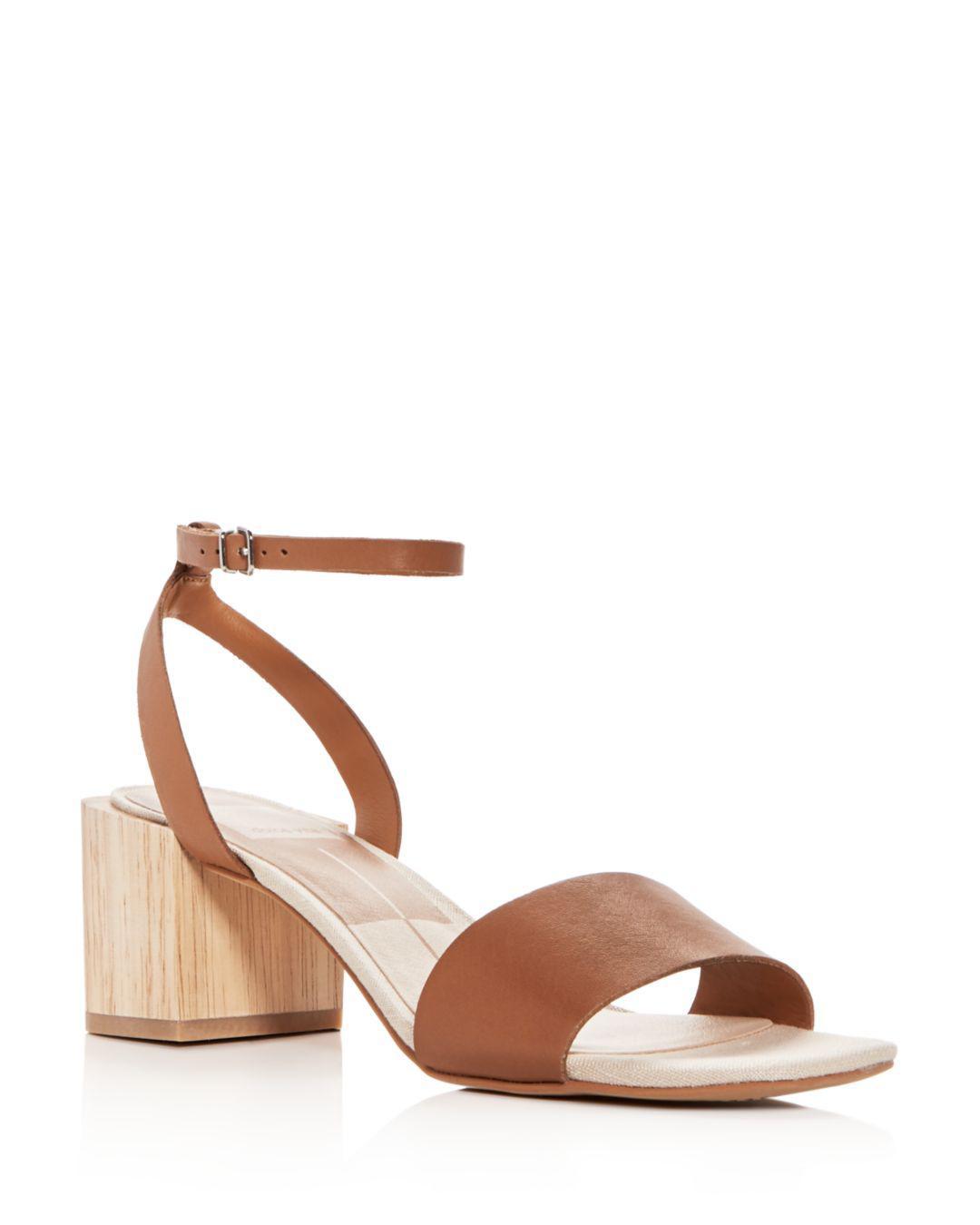 Zarita Block Heel Sandals 5McaYucU