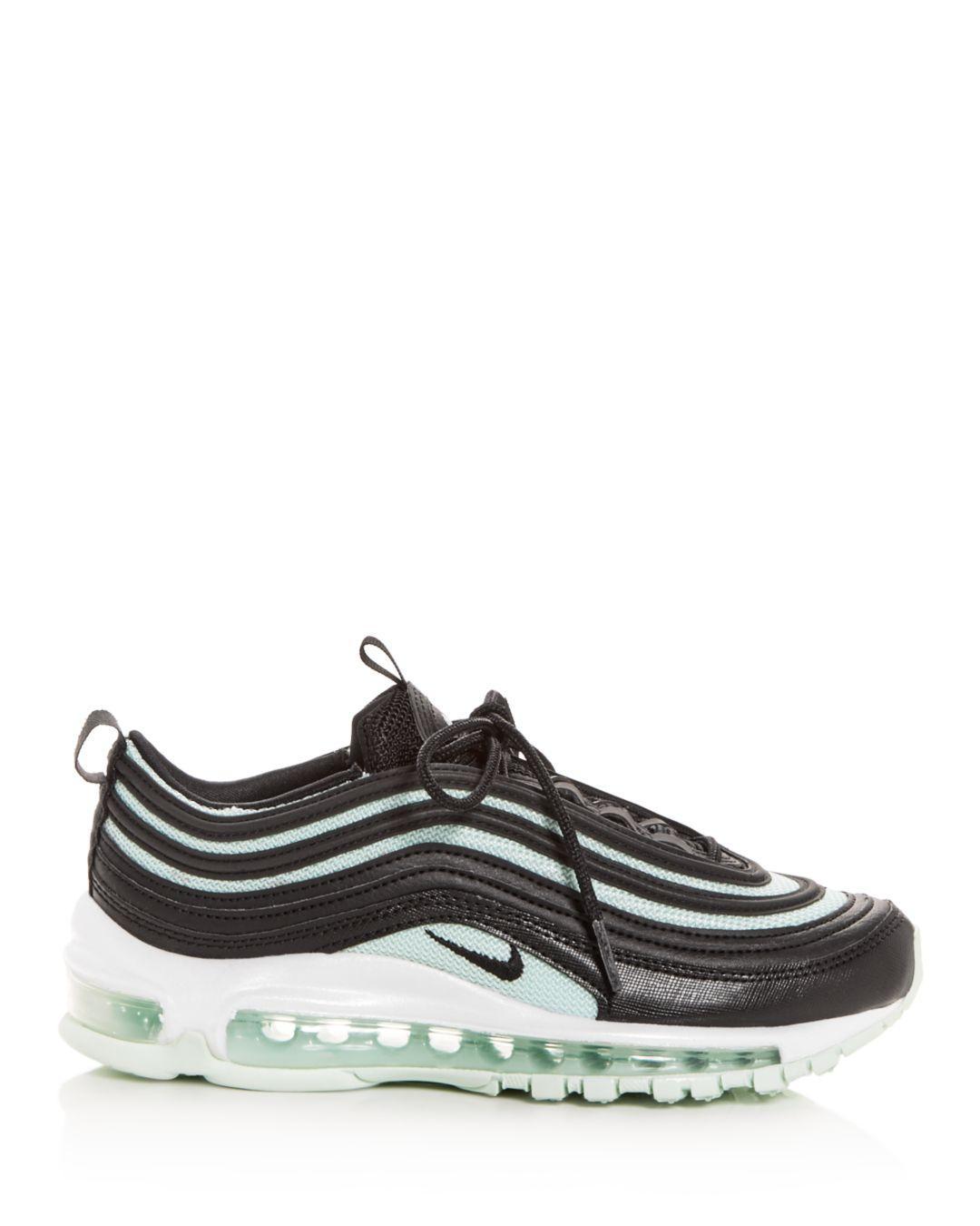 Black Women's Air Max 97 Low Top Sneakers