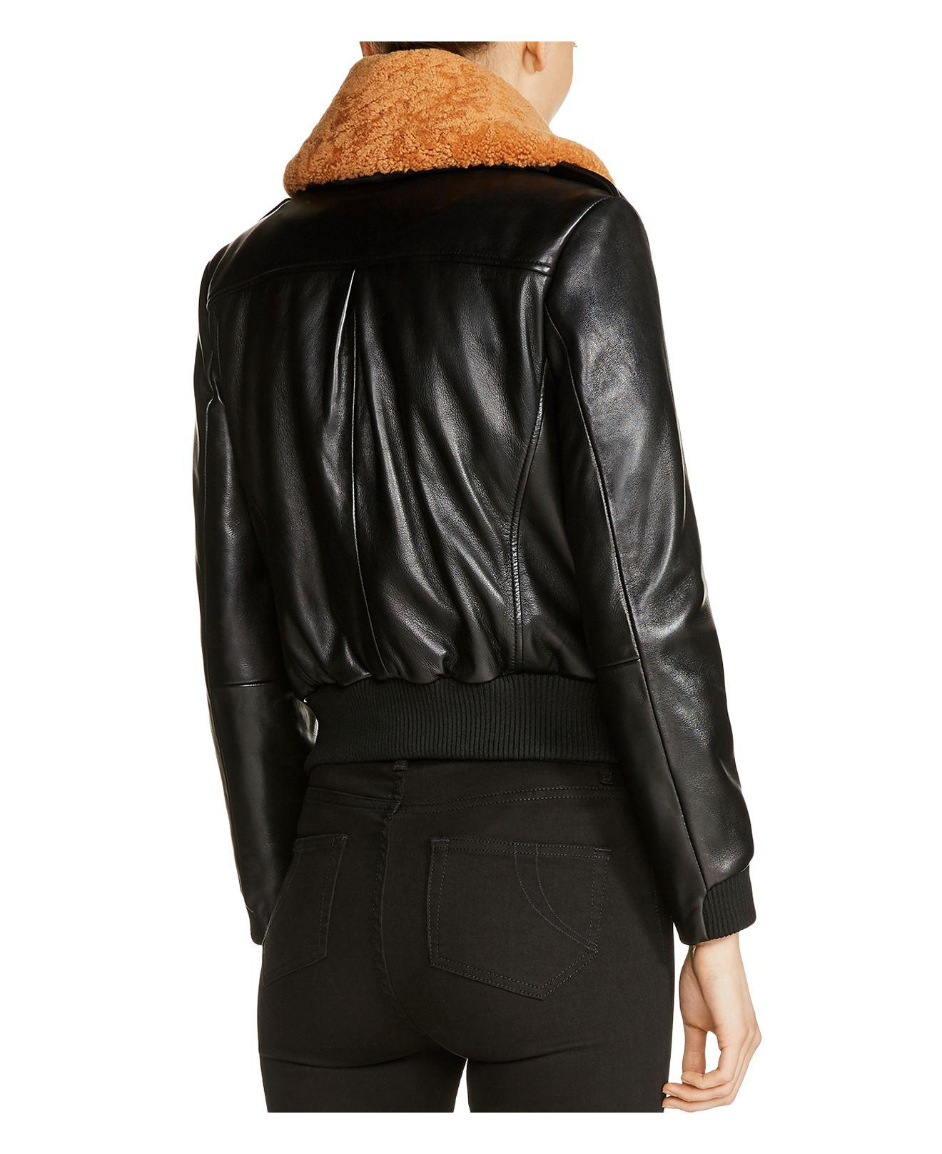 Bengals leather jacket