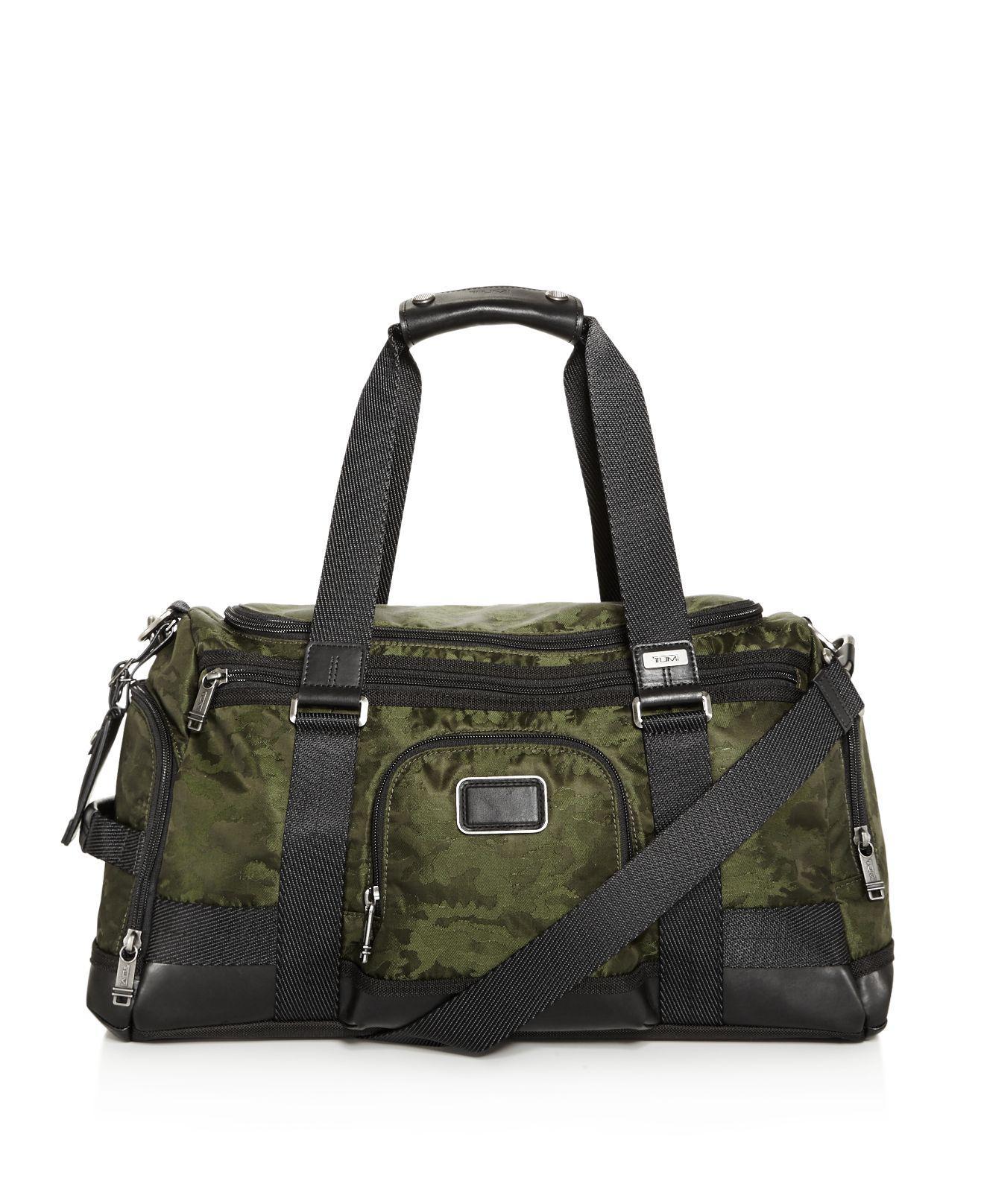 Tumi Camo Maxwell Duffel Bag in Green for Men - Lyst