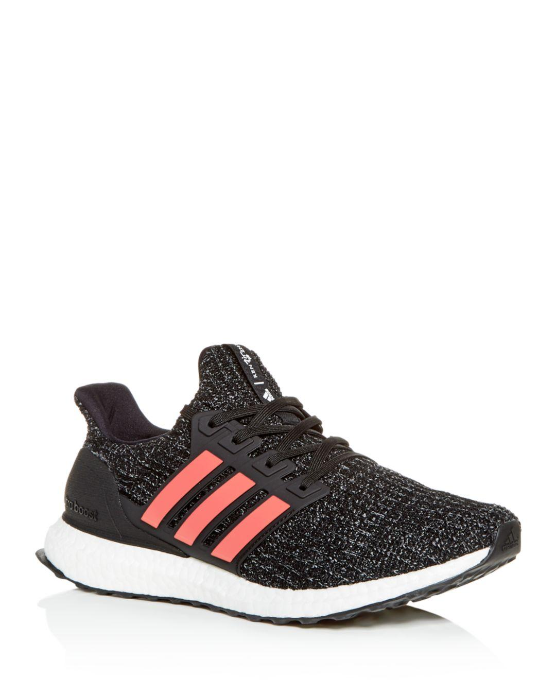 first rate 6a5d8 b1d73 adidas Men s Ultraboost Primeknit Low-top Sneakers in Black for Men ...