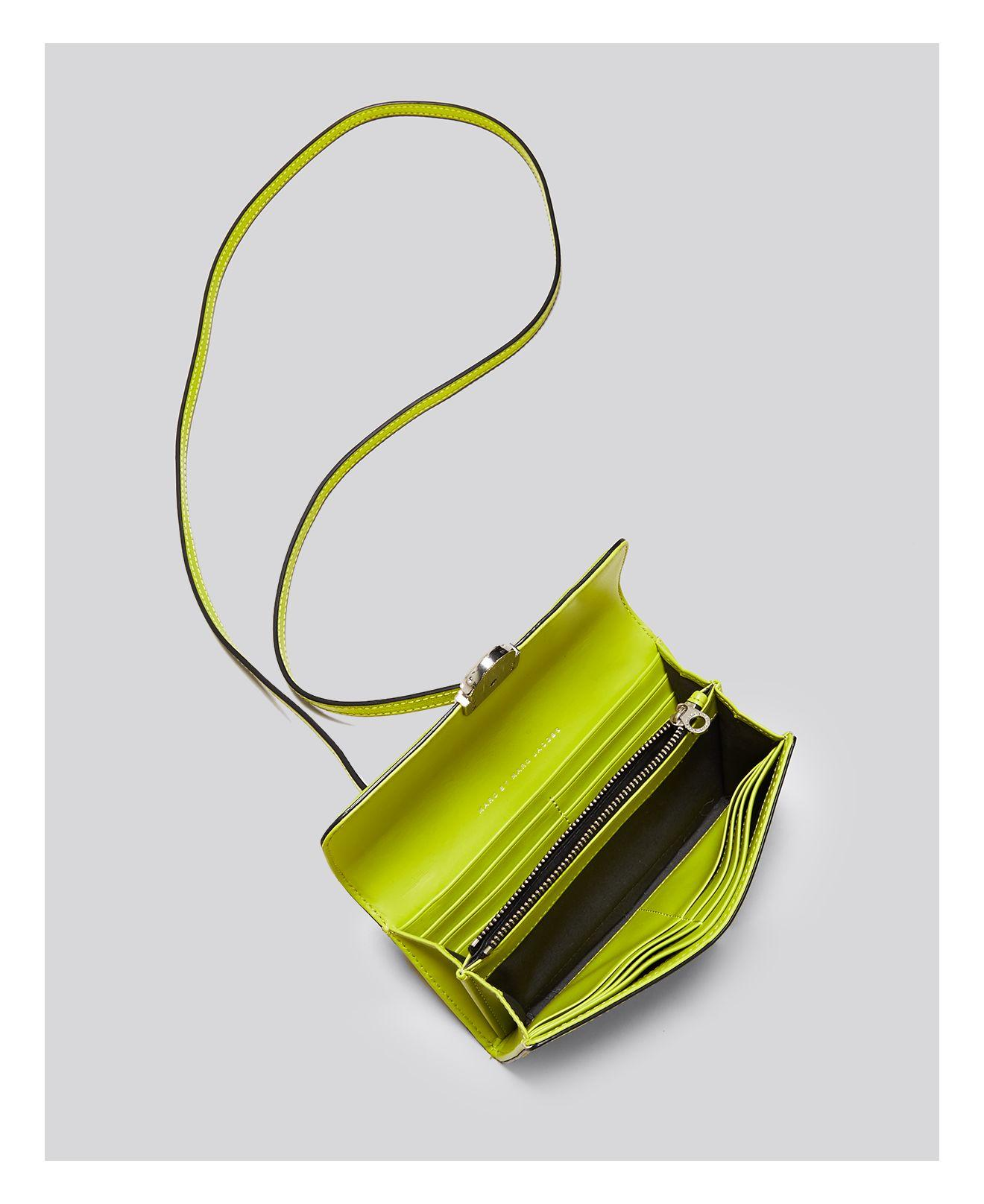 Marc By Marc Jacobs Crossbody - Bloomingdale's Exclusive Top Schooly Reflector Grace in Green