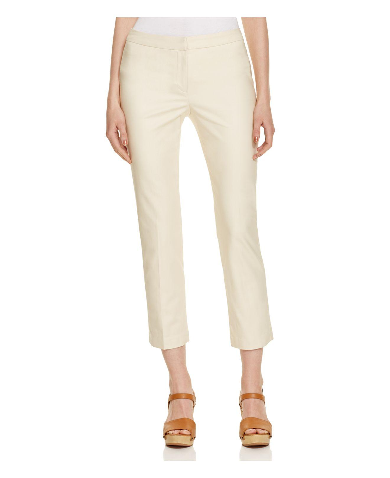 Nic+zoe Nic+zoe The Perfect Pants in Natural