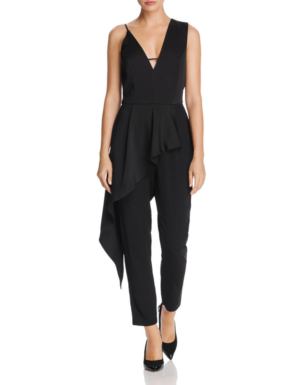 4bdd97f0e00 Gallery. Previously sold at  Bloomingdale s · Women s Black Jumpsuits