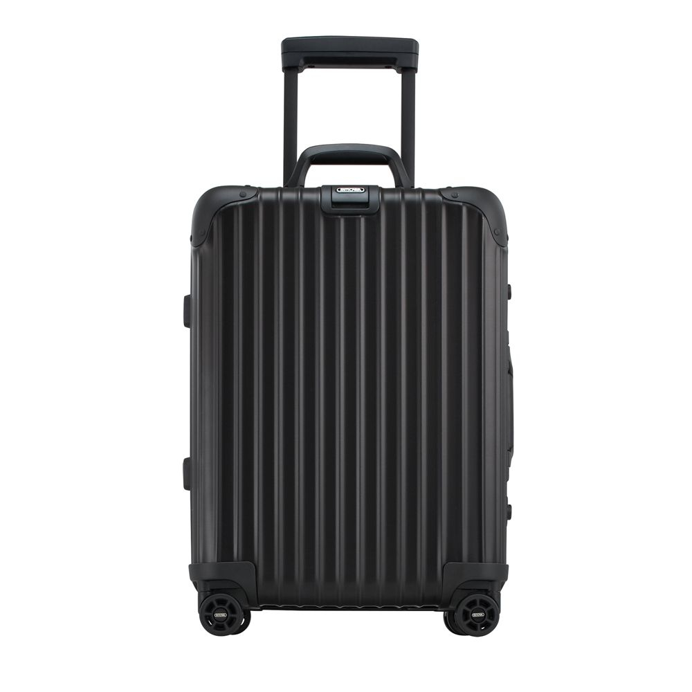 rimowa topas stealth cabin multiwheel iata in black lyst. Black Bedroom Furniture Sets. Home Design Ideas