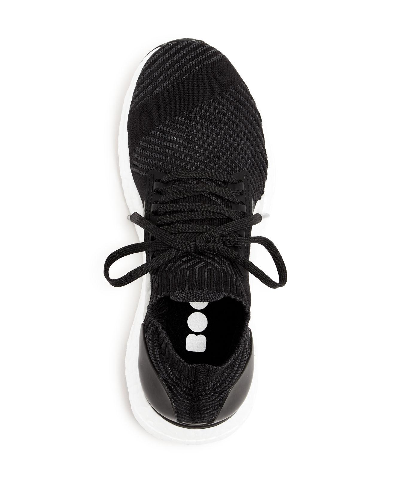 adidas Women's Ultraboost X Knit Lace Up Sneakers
