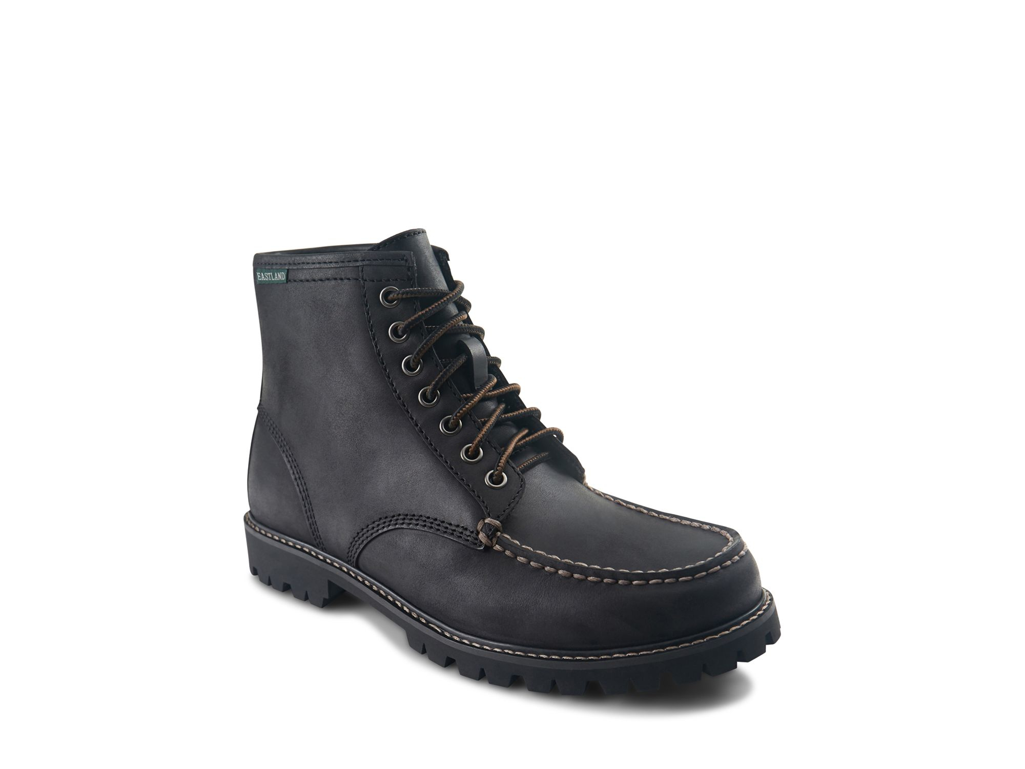 Eastland 1955 Edition Lucas Boots In Black For