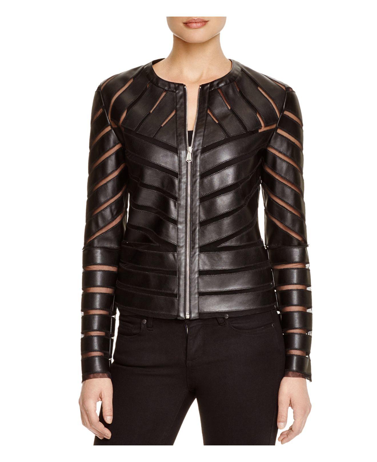 Bagatelle leather jackets