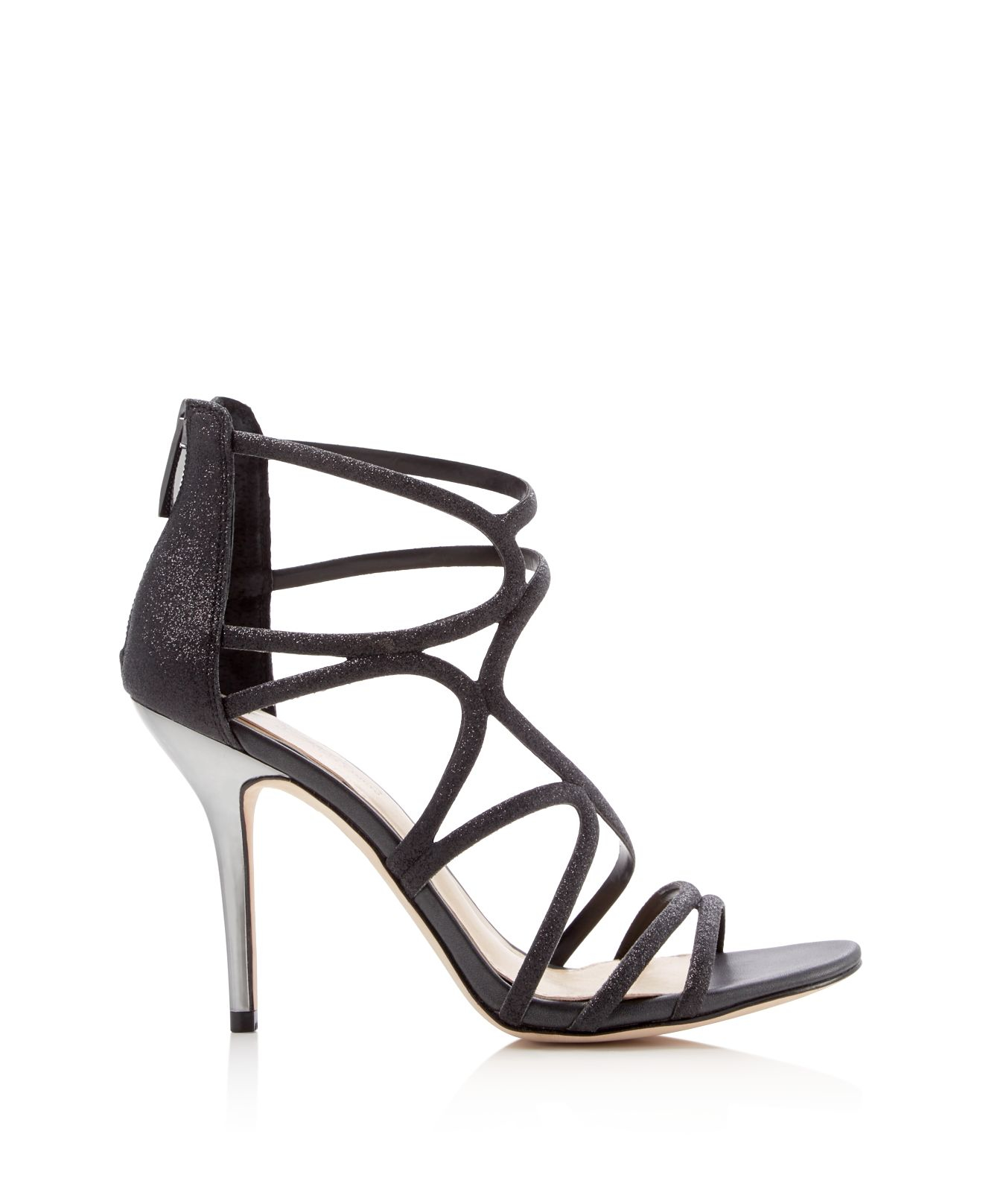 Imagine Vince Camuto Synthetic Ranee Glitter Strappy