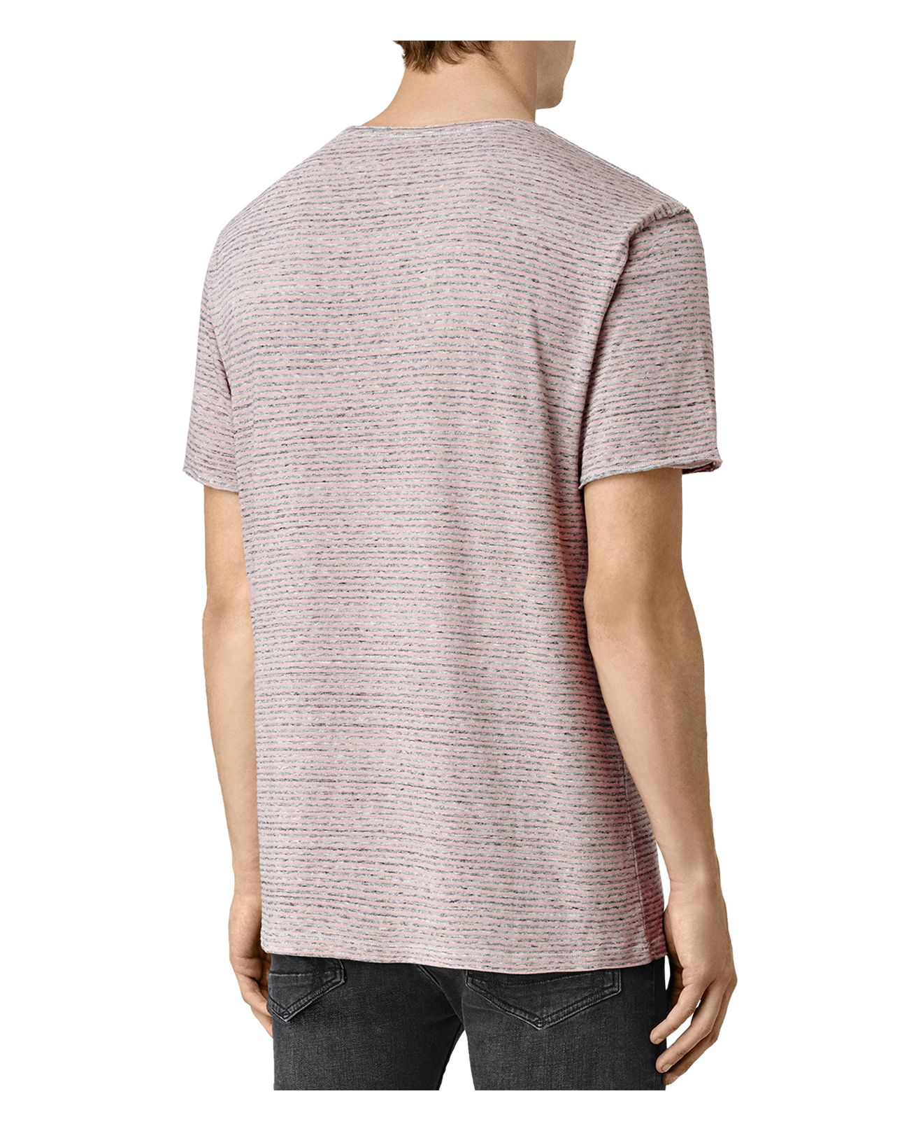 what is a fade haircut lyst allsaints warn stripe for 9748