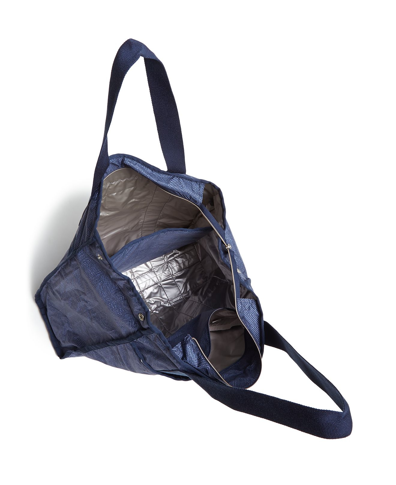 LeSportsac Synthetic Printed Everyday Tote in Blue