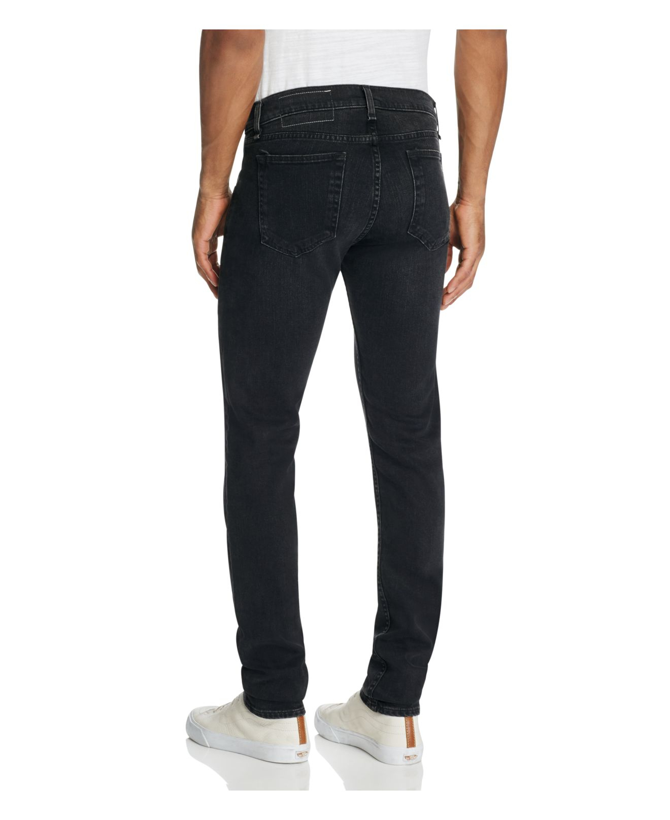 Rag & Bone Denim Fit 1 Super Slim Fit Jeans In Rock W for Men