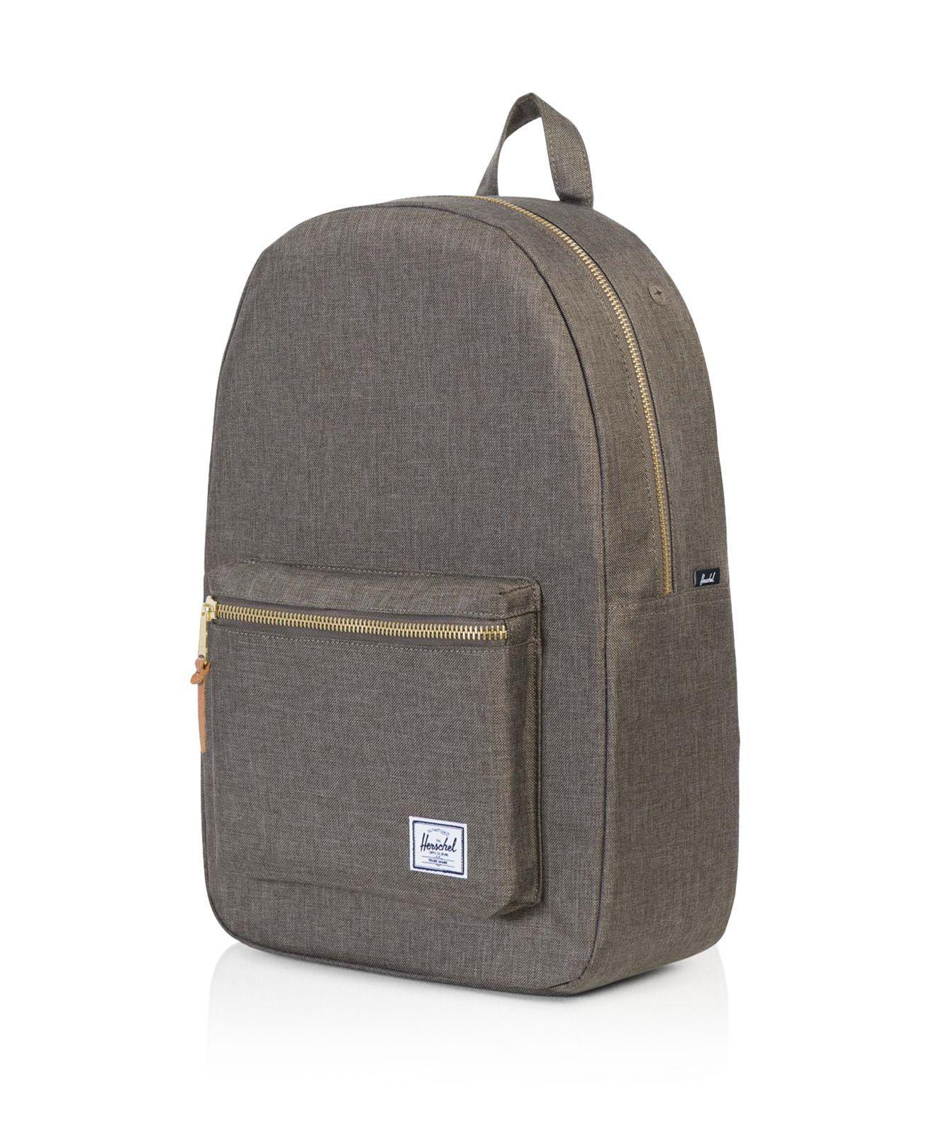 Herschel Supply Co Settlement Backpack: Herschel Supply Co. Settlement Backpack For Men