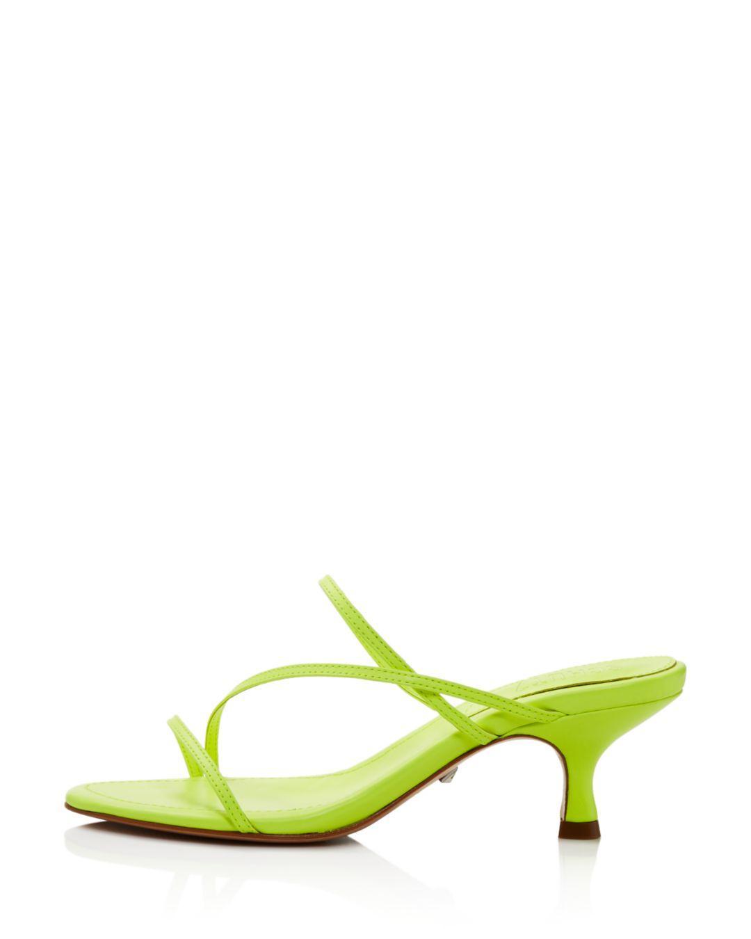 5b57f491512 Schutz Multicolor Evenise Sandal