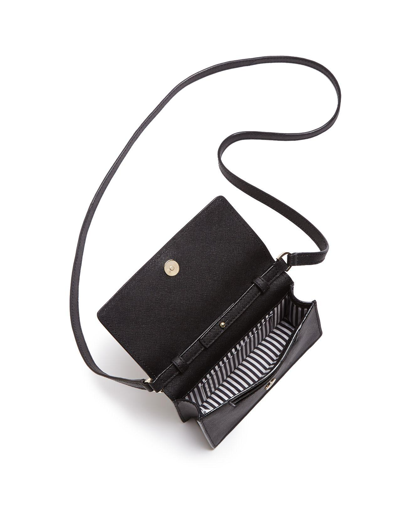 Kate spade new york Arielle Saffiano Leather Crossbody in