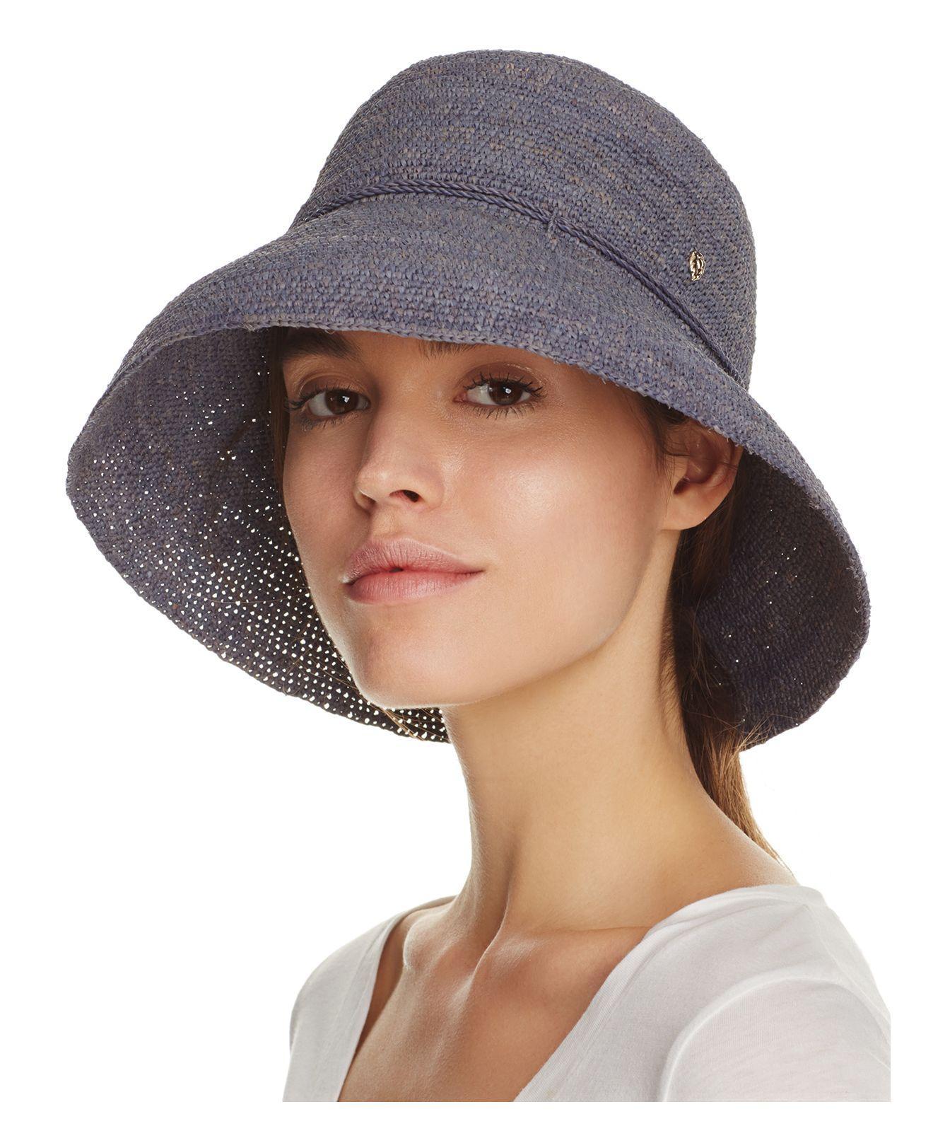 Lyst Helen Kaminski Provence 10 Hat