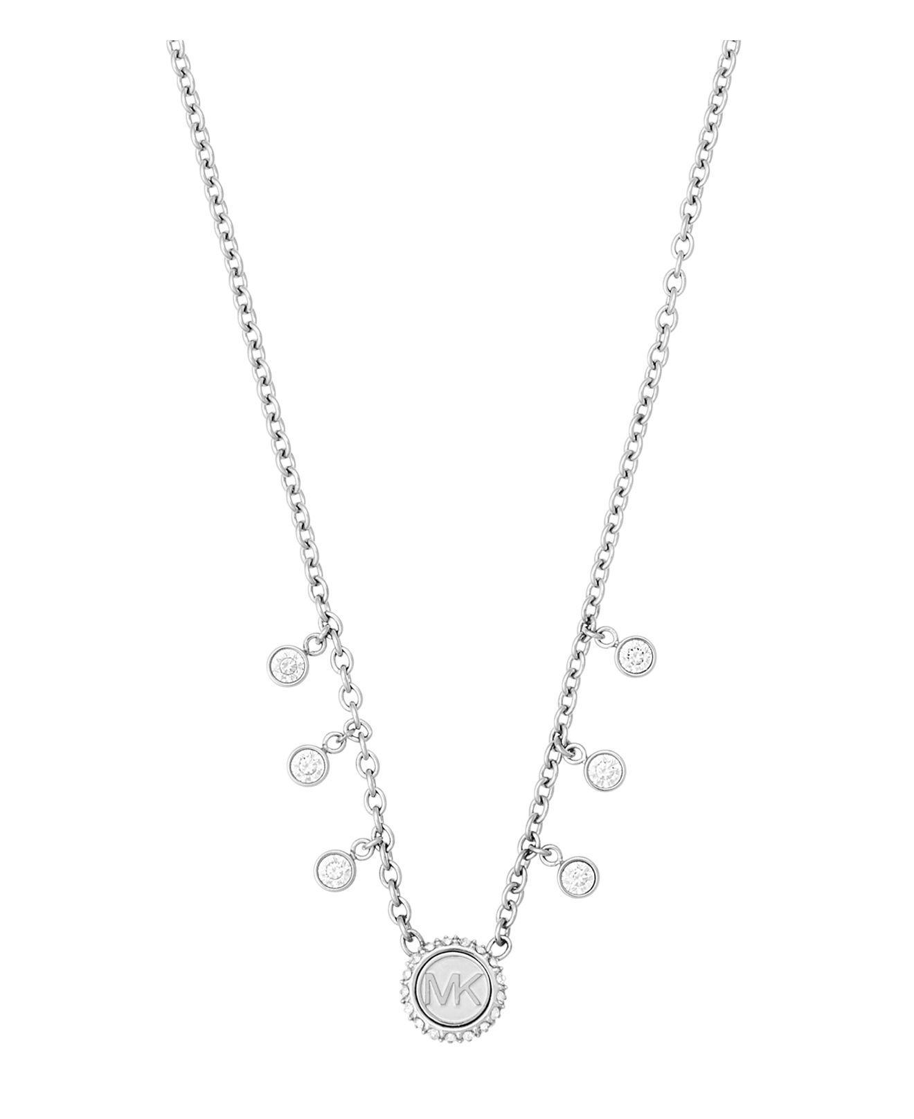 Mini Mini Jewels 14k Gold Dazzling Garnet Birthstone Set Zodiac Capricorn Dog-tag Pendant Nacklace