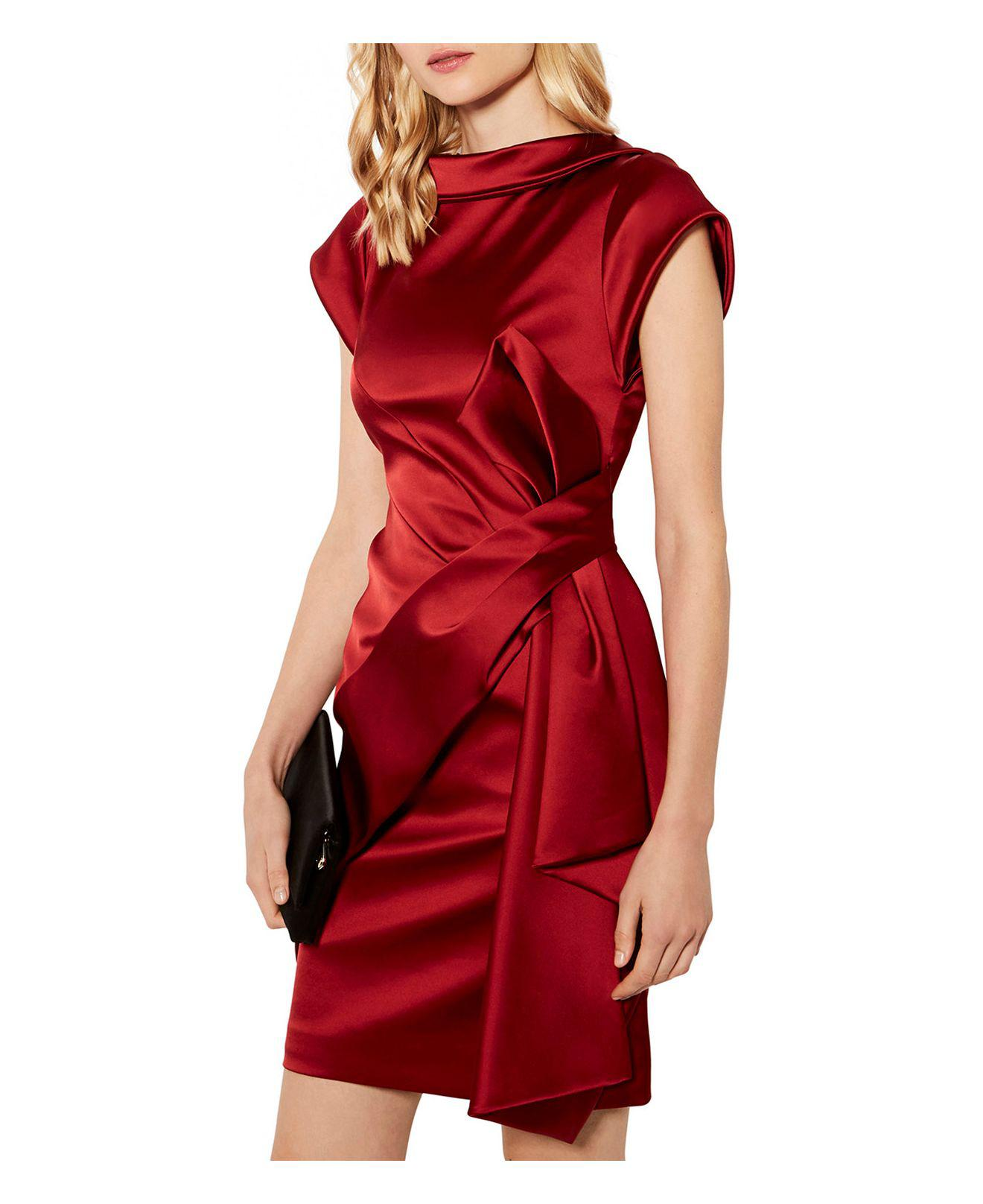 Billedresultat for karen millen red dress