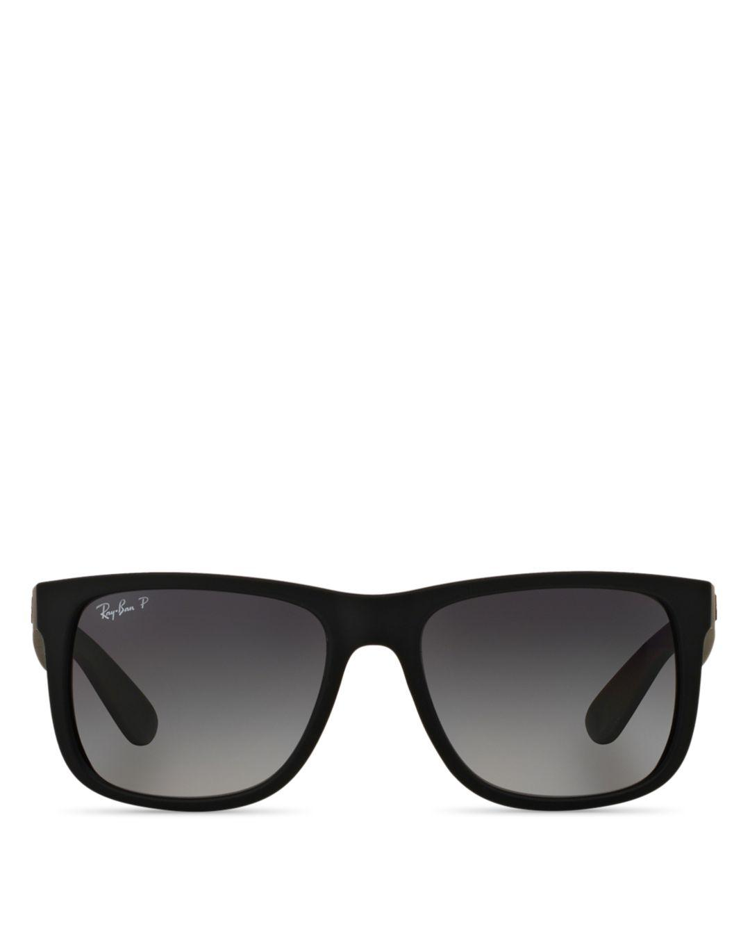 413d22cf4e Lyst - Ray-Ban 55mm in Black - Save 1%