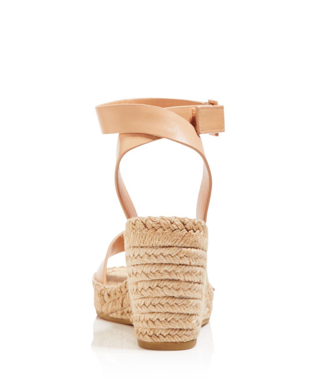 a01a1bd6738 Natural Women's Bima Espadrille Platform Wedge Sandals