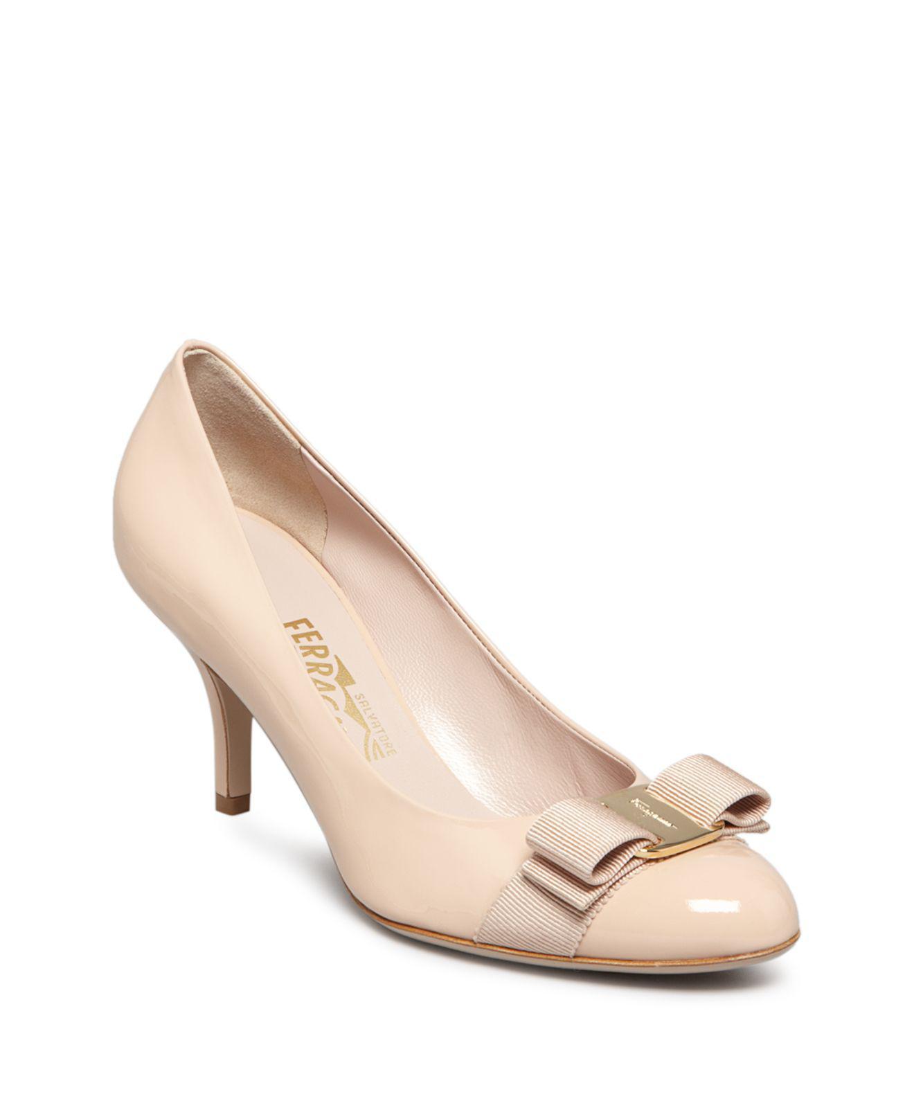 Salvatore Ferragamo Shoes Heeled Mules