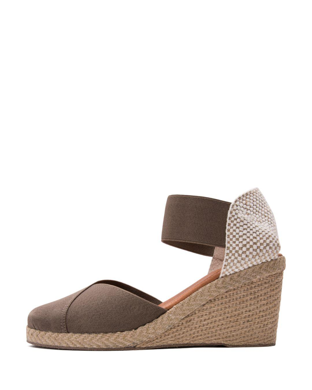 a9d18171354 Lyst - Andre Assous Women's Anouka Mid Wedge Espadrilles in Brown